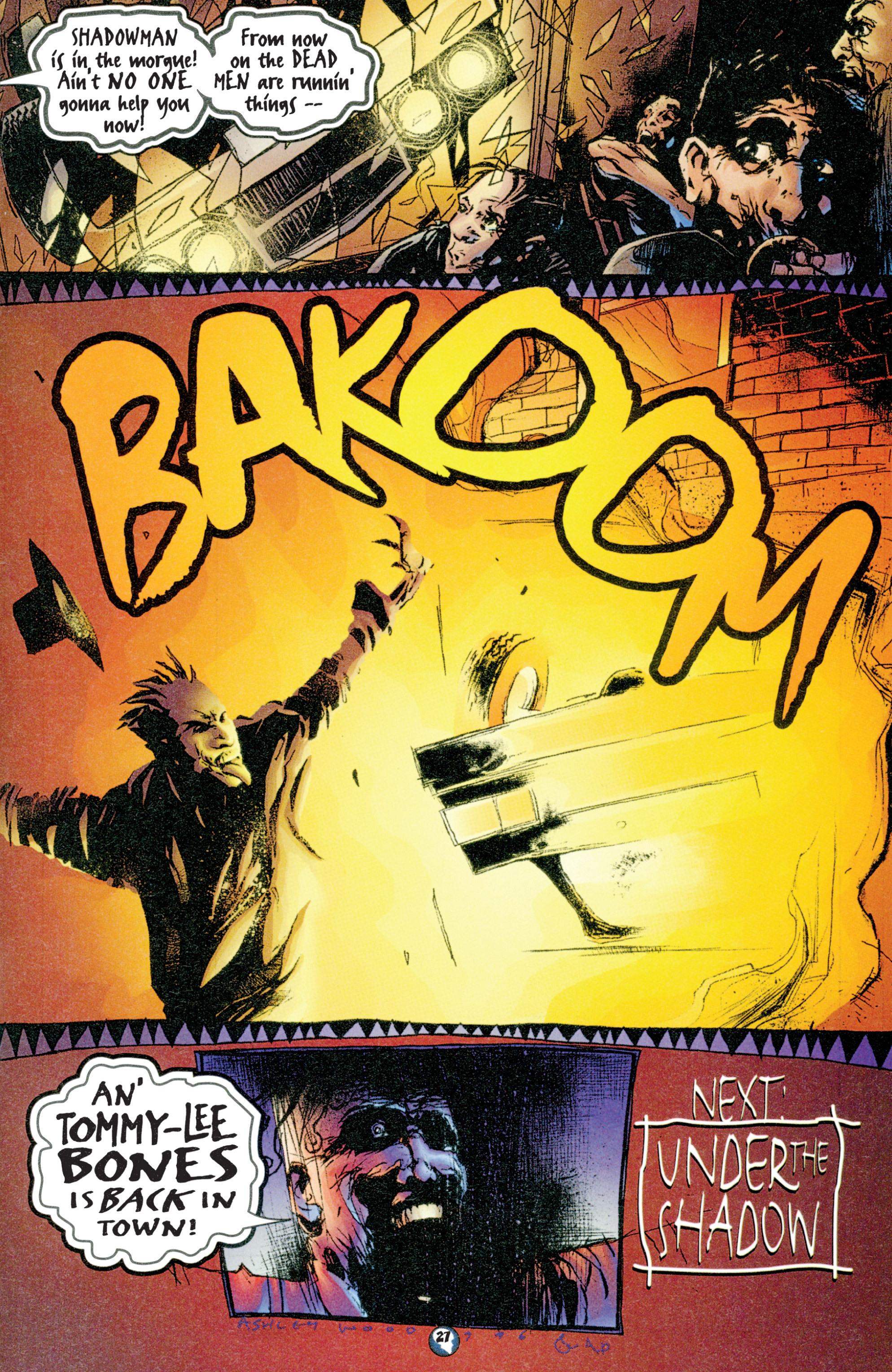 Read online Shadowman (1997) comic -  Issue #1 - 22