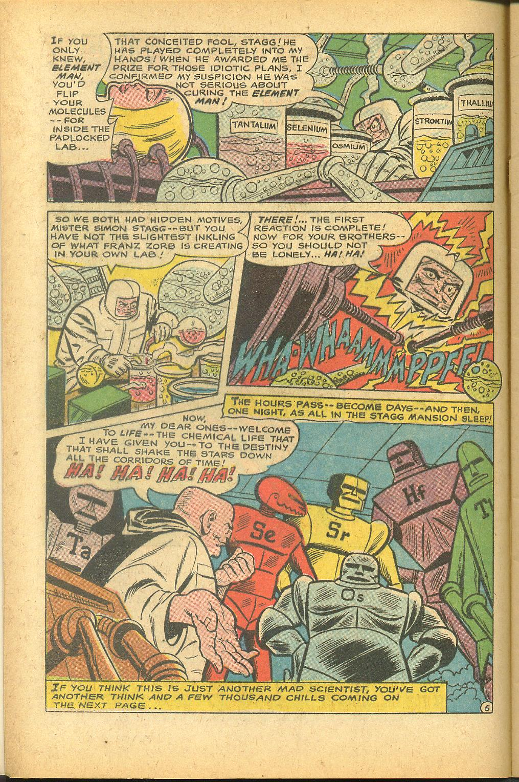 Metamorpho (1965) issue 12 - Page 8