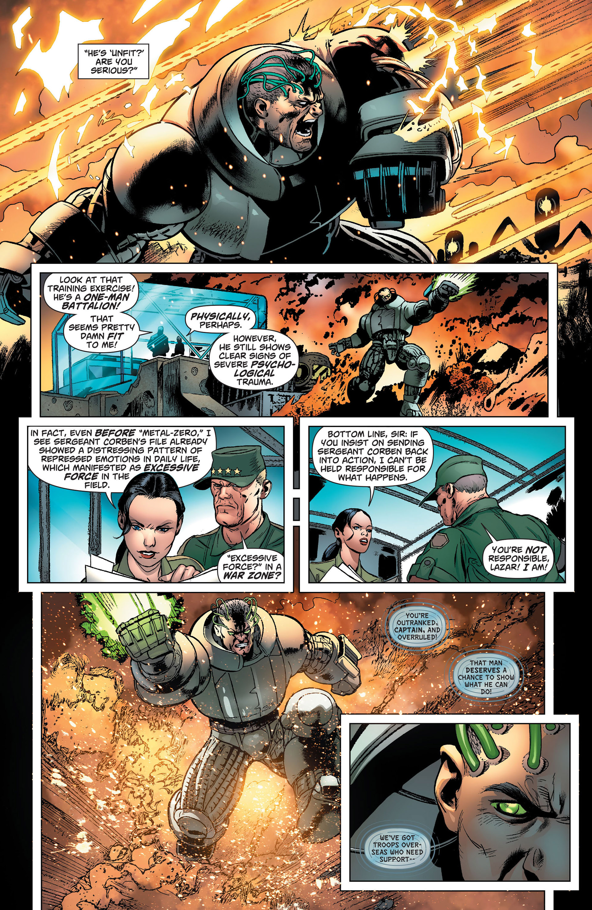 Read online Action Comics (2011) comic -  Issue #23.4 - 7