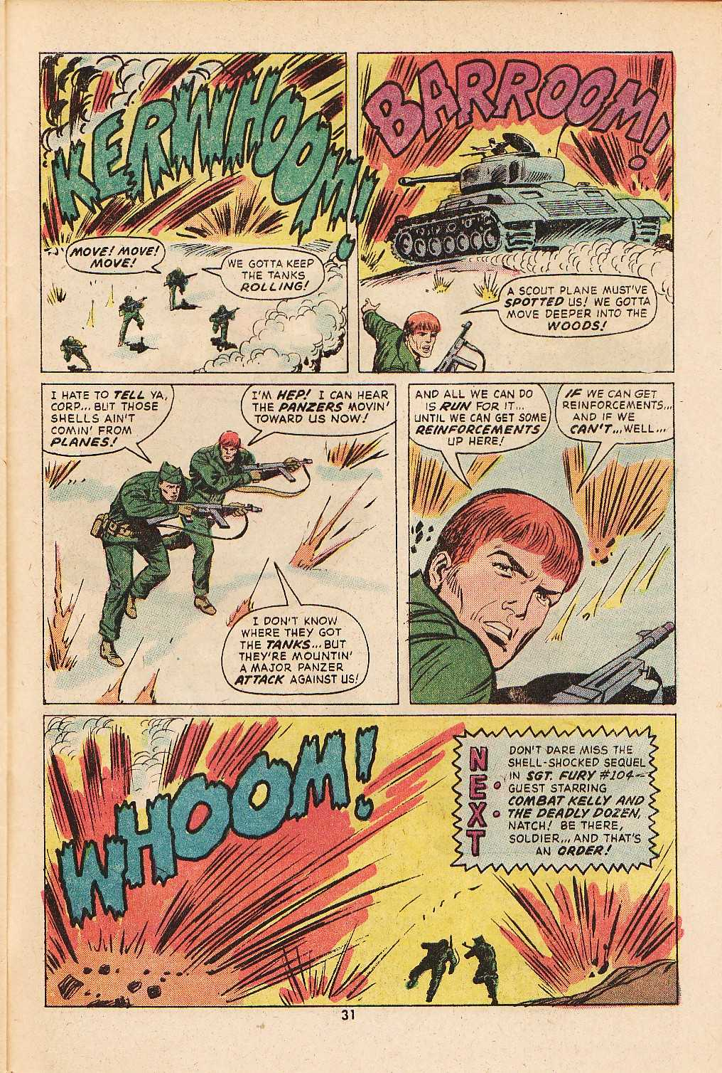 Combat Kelly (1972) issue 3 - Page 33