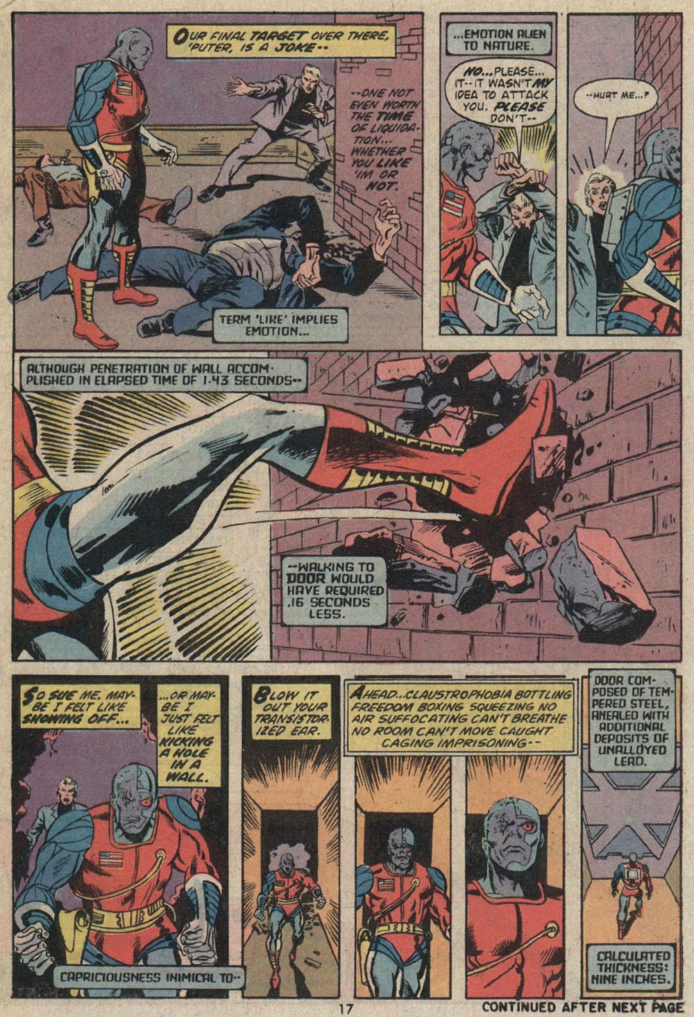 Read online Astonishing Tales (1970) comic -  Issue #25 - 12