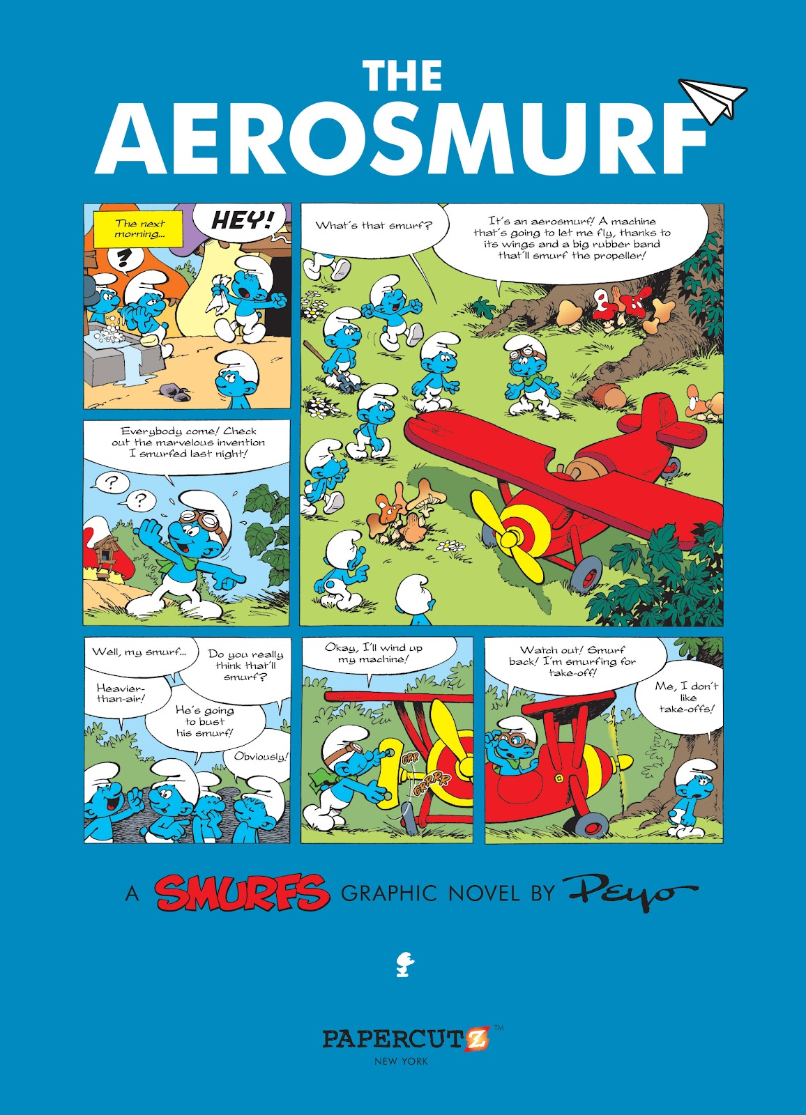 Read online The Smurfs comic -  Issue #16 - 4