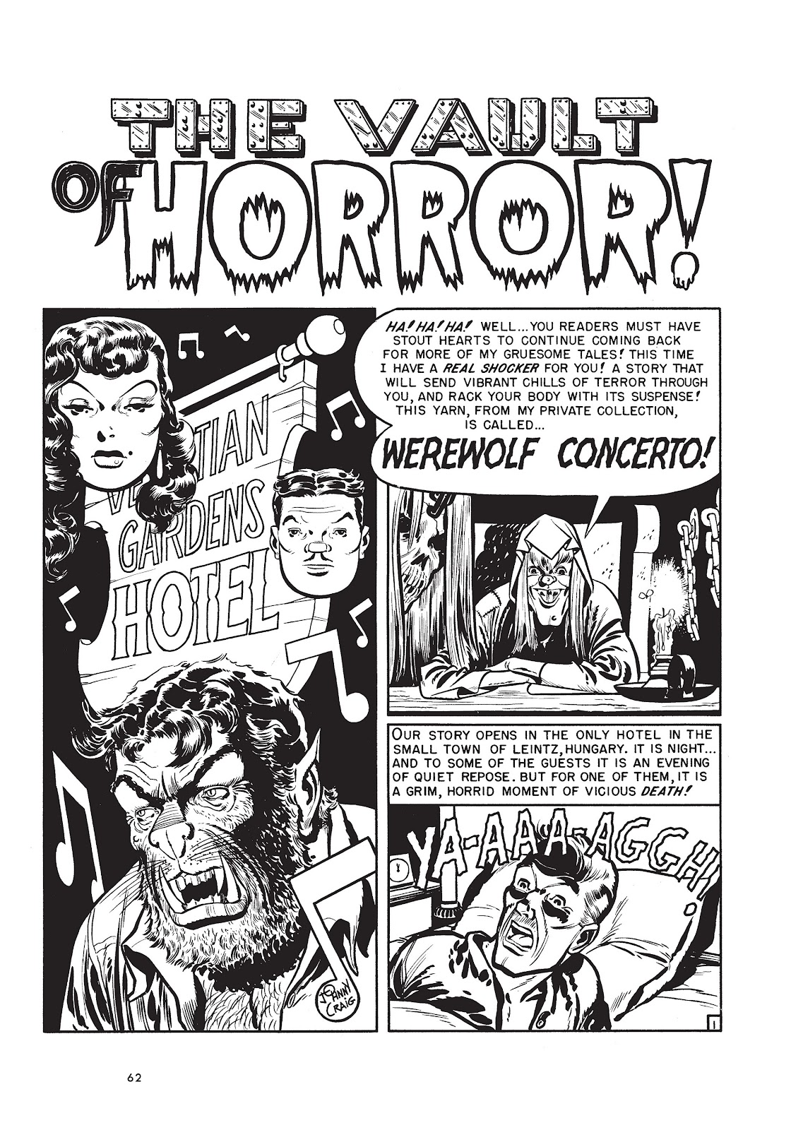 Read online Voodoo Vengeance and Other Stories comic -  Issue # TPB (Part 1) - 79