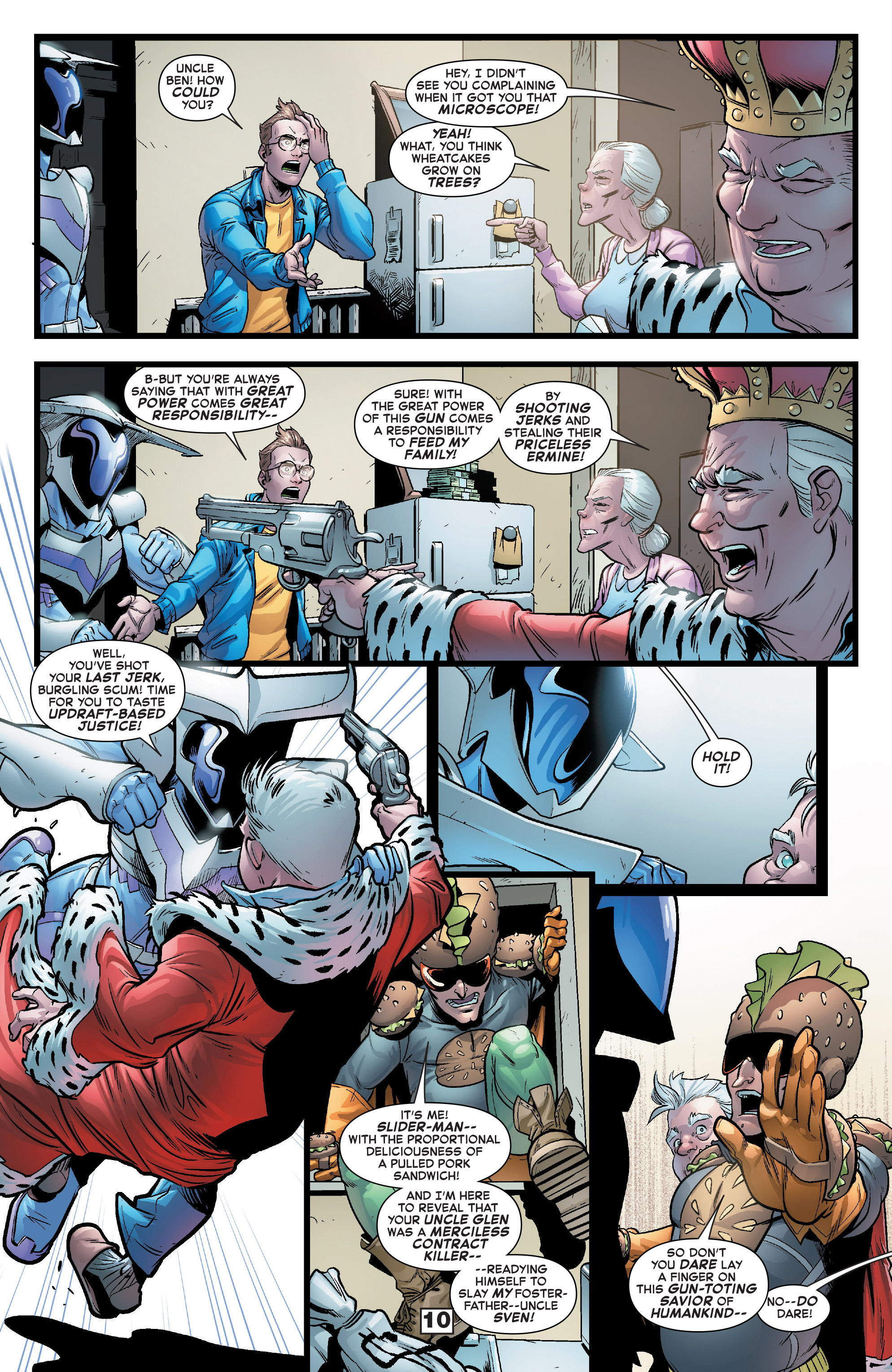 Read online Secret Wars Too comic -  Issue # Full - 12
