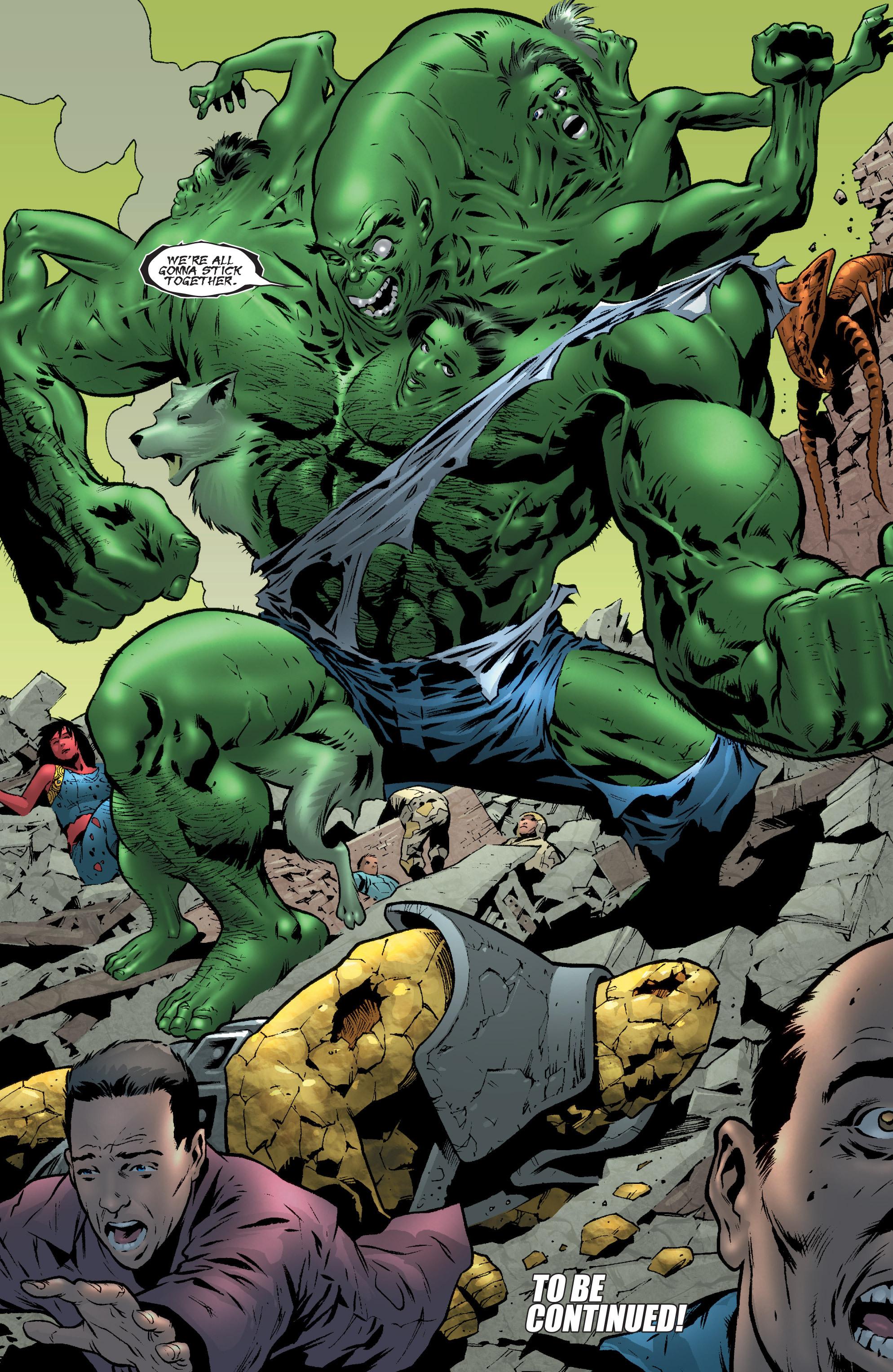 Read online World War Hulk Aftersmash: Warbound, Vol. 1 comic -  Issue #2 - 20