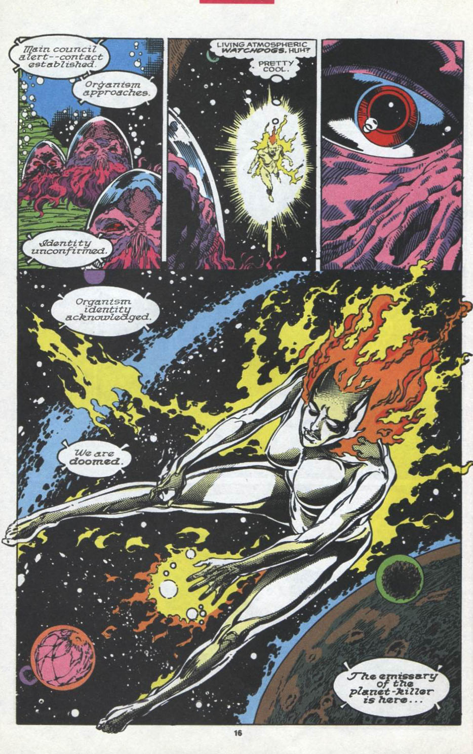 Read online Alpha Flight (1983) comic -  Issue #97 - 13
