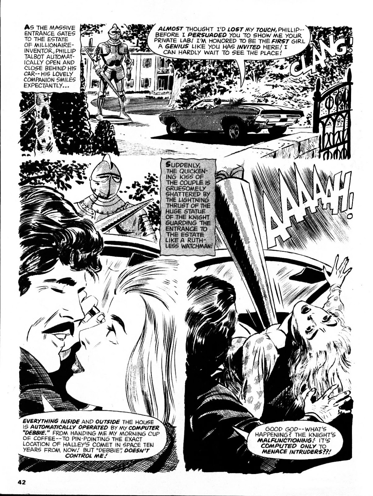 Nightmare (1970) issue 21 - Page 41