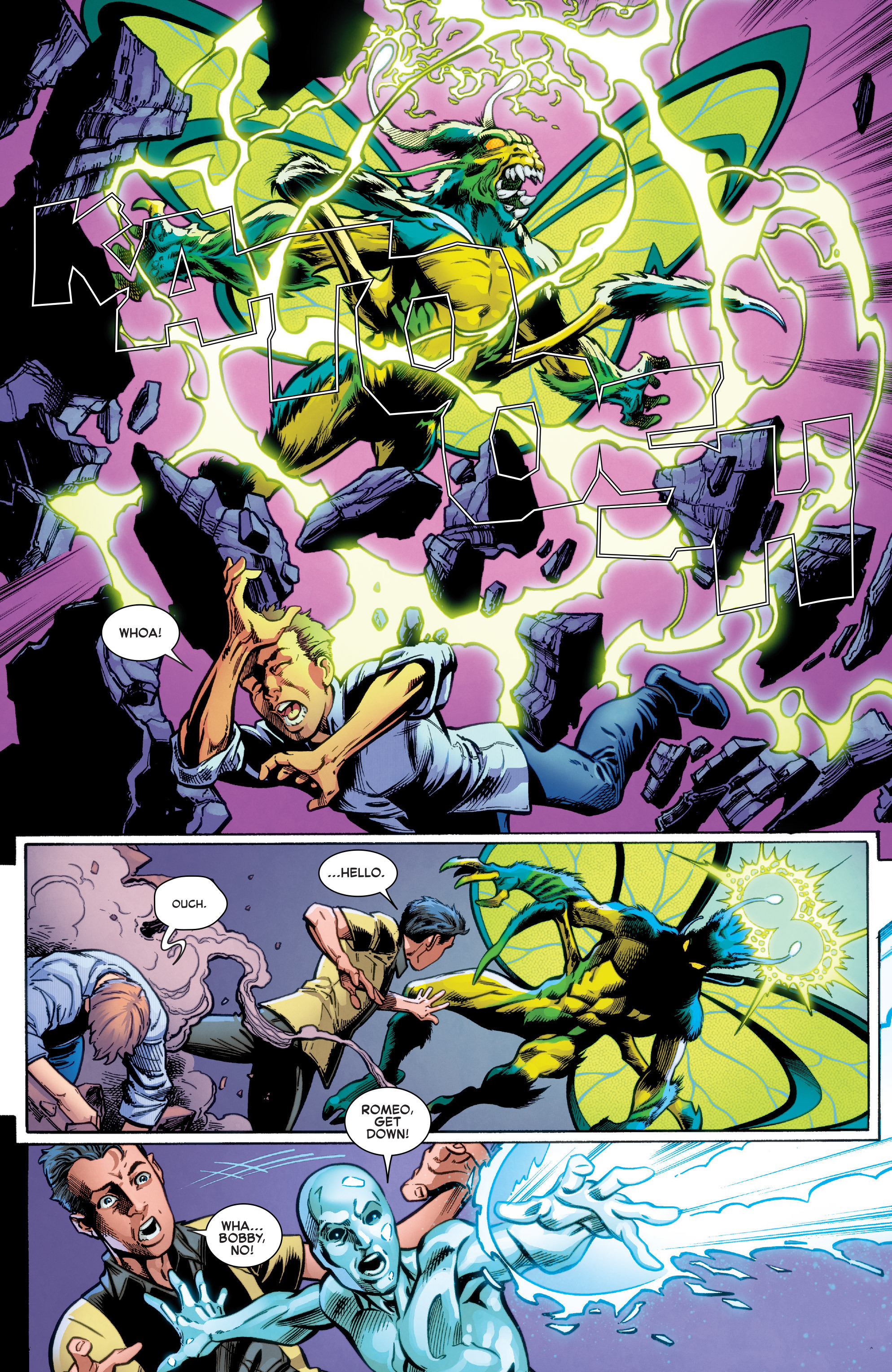 Read online All-New X-Men (2016) comic -  Issue #13 - 14