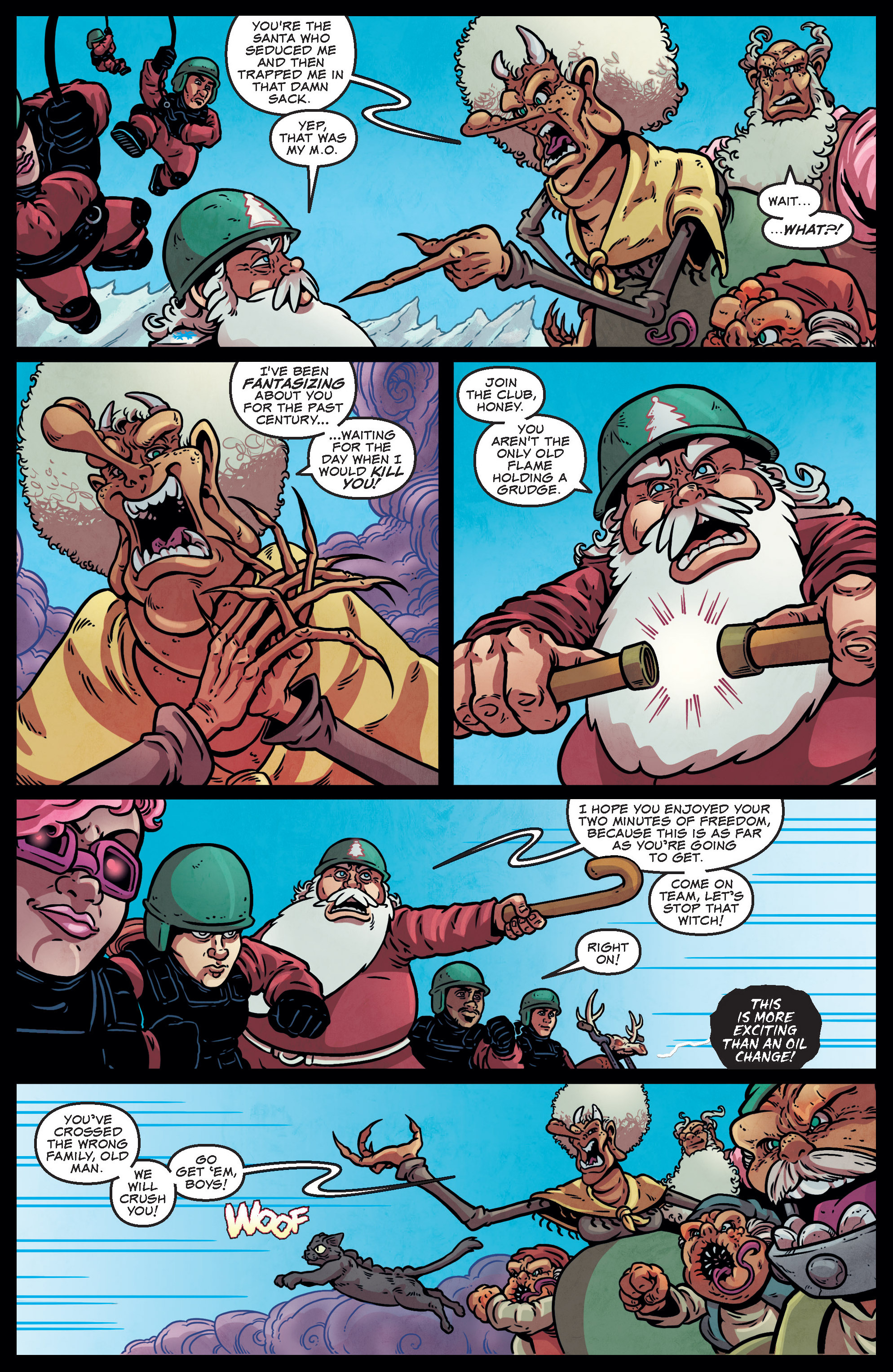 Read online Sleigher comic -  Issue #3 - 11