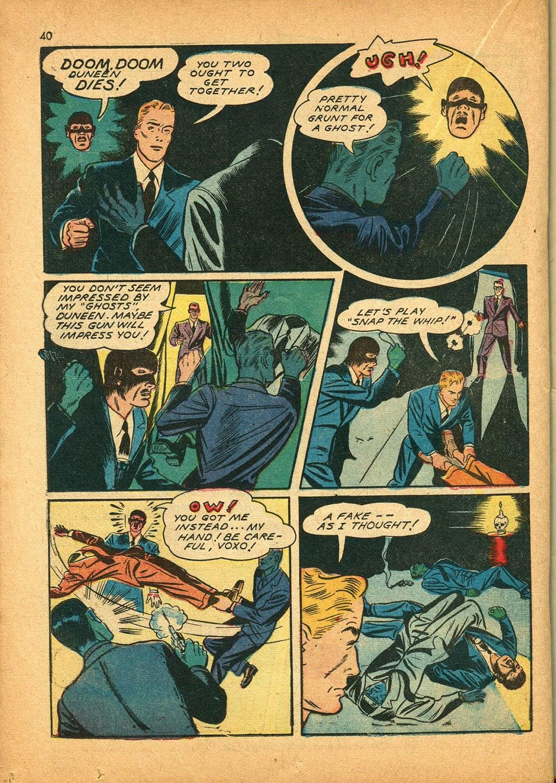Read online Super-Magician Comics comic -  Issue #9 - 39