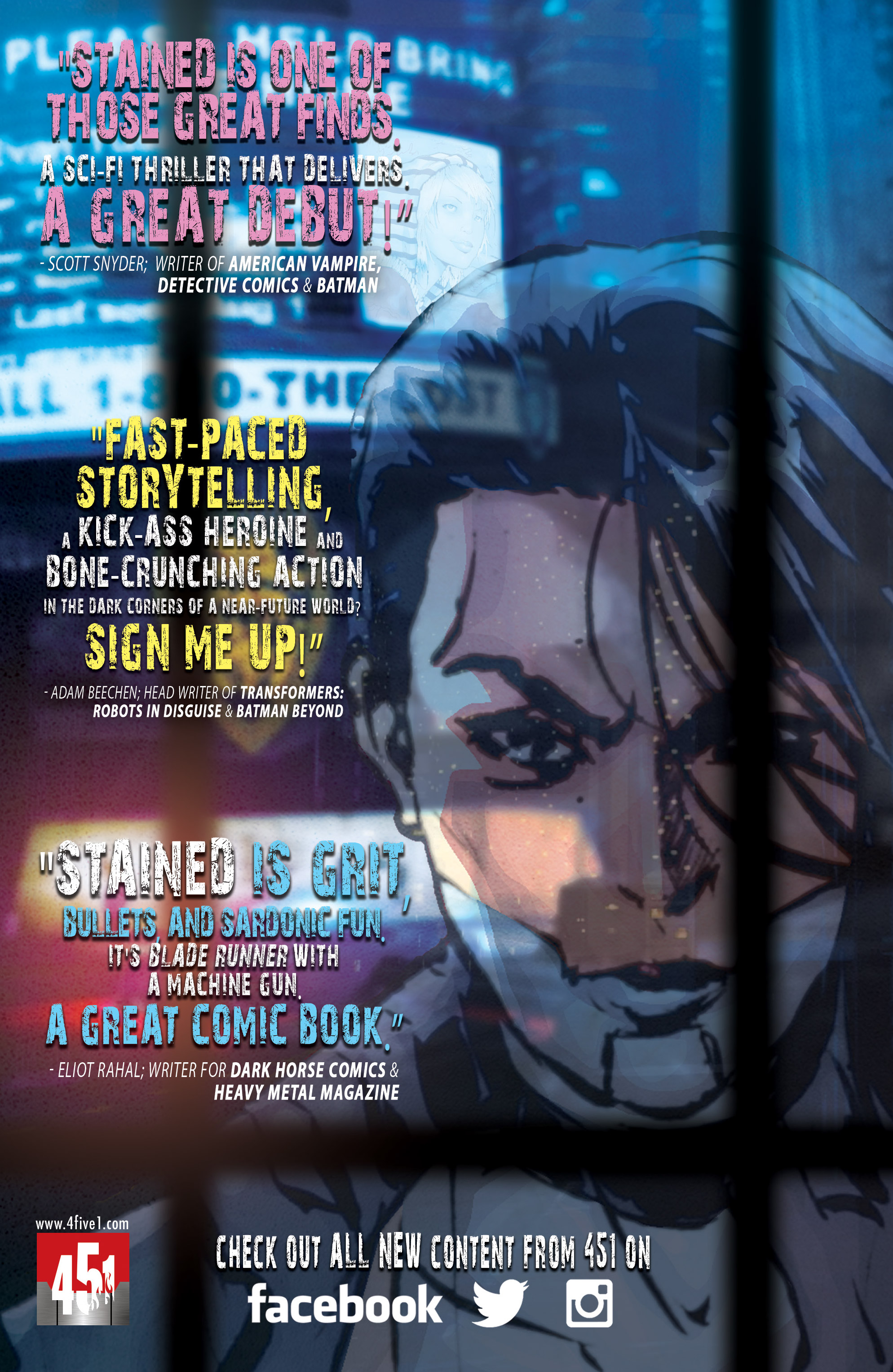 Read online Stained comic -  Issue #1 - 30