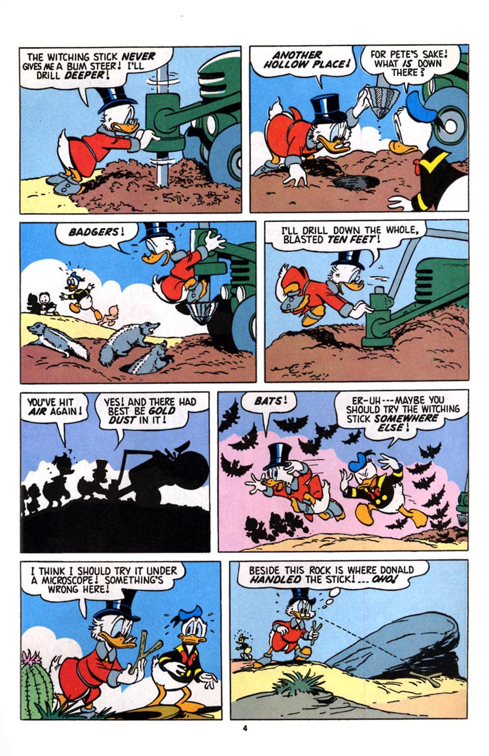 Read online Uncle Scrooge (1953) comic -  Issue #245 - 27