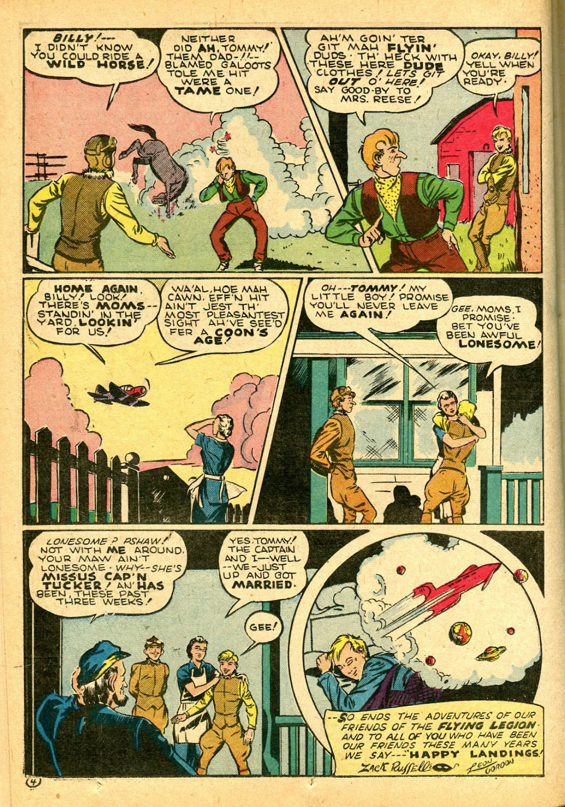 Read online Famous Funnies comic -  Issue #108 - 40