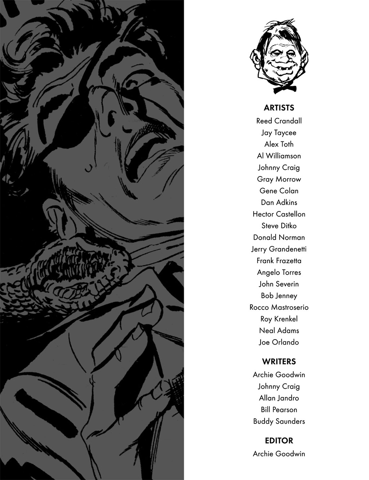 Read online Eerie Archives comic -  Issue # TPB 2 - 3