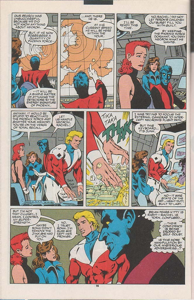 Excalibur (1988) issue 49 - Page 13