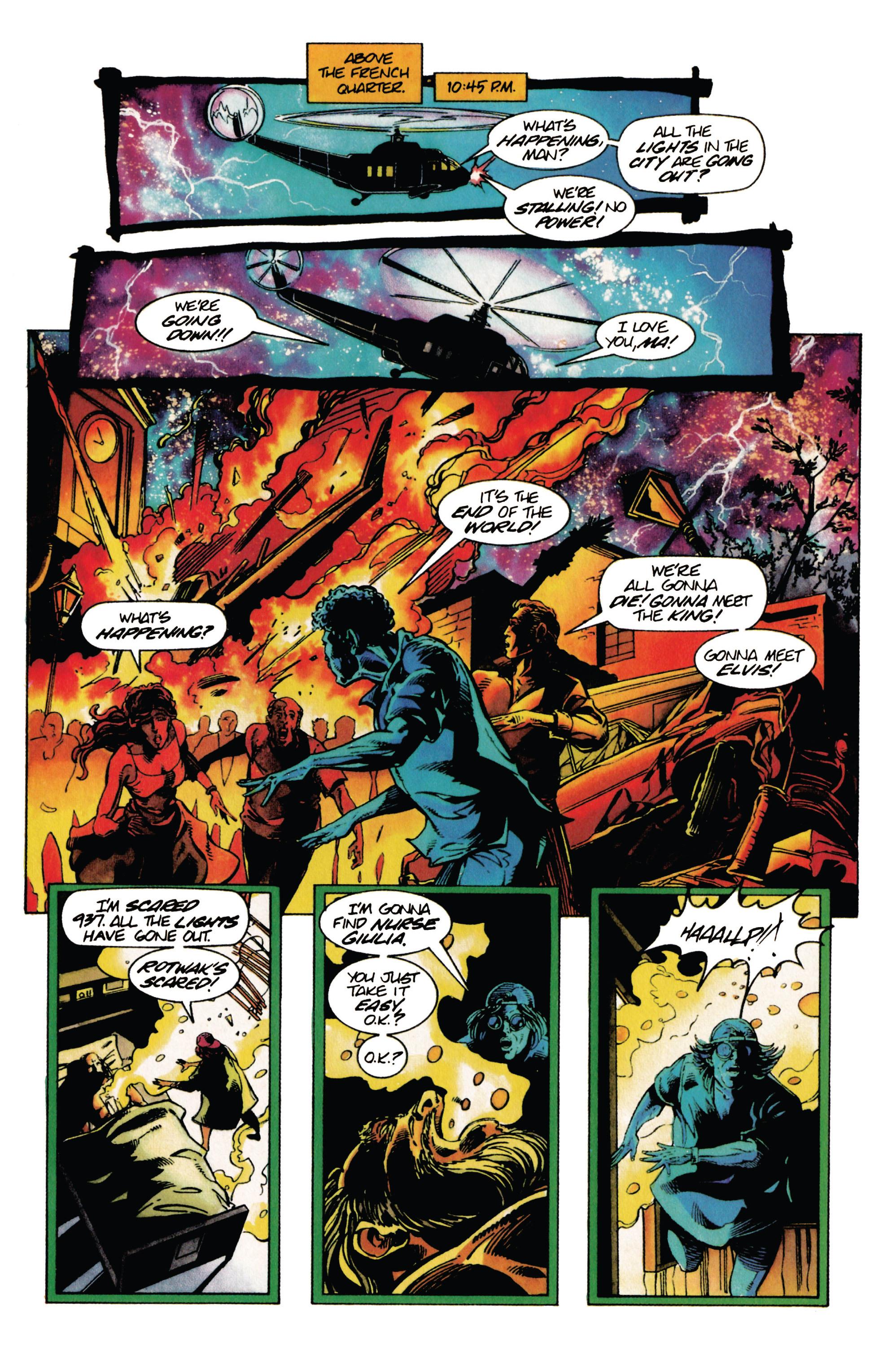 Read online Shadowman (1992) comic -  Issue #29 - 7