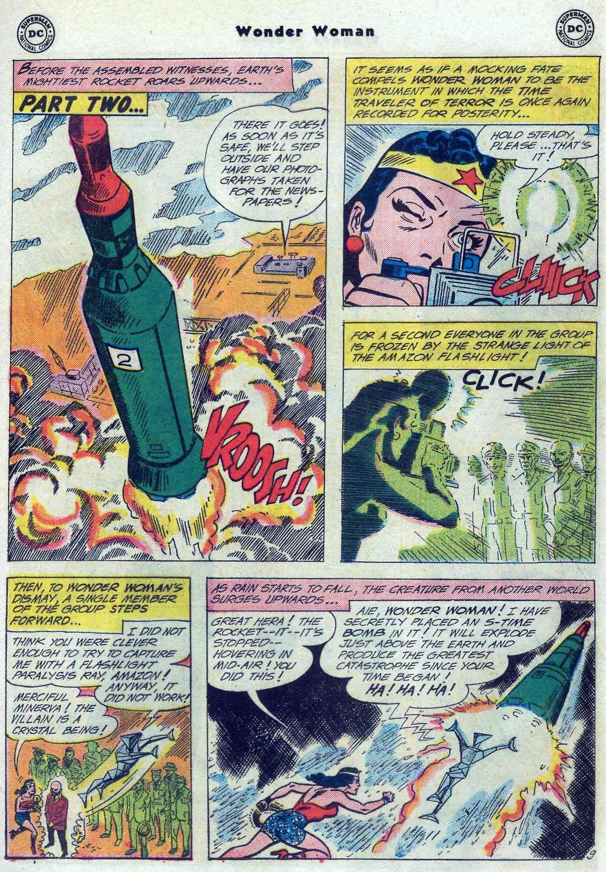 Read online Wonder Woman (1942) comic -  Issue #116 - 29
