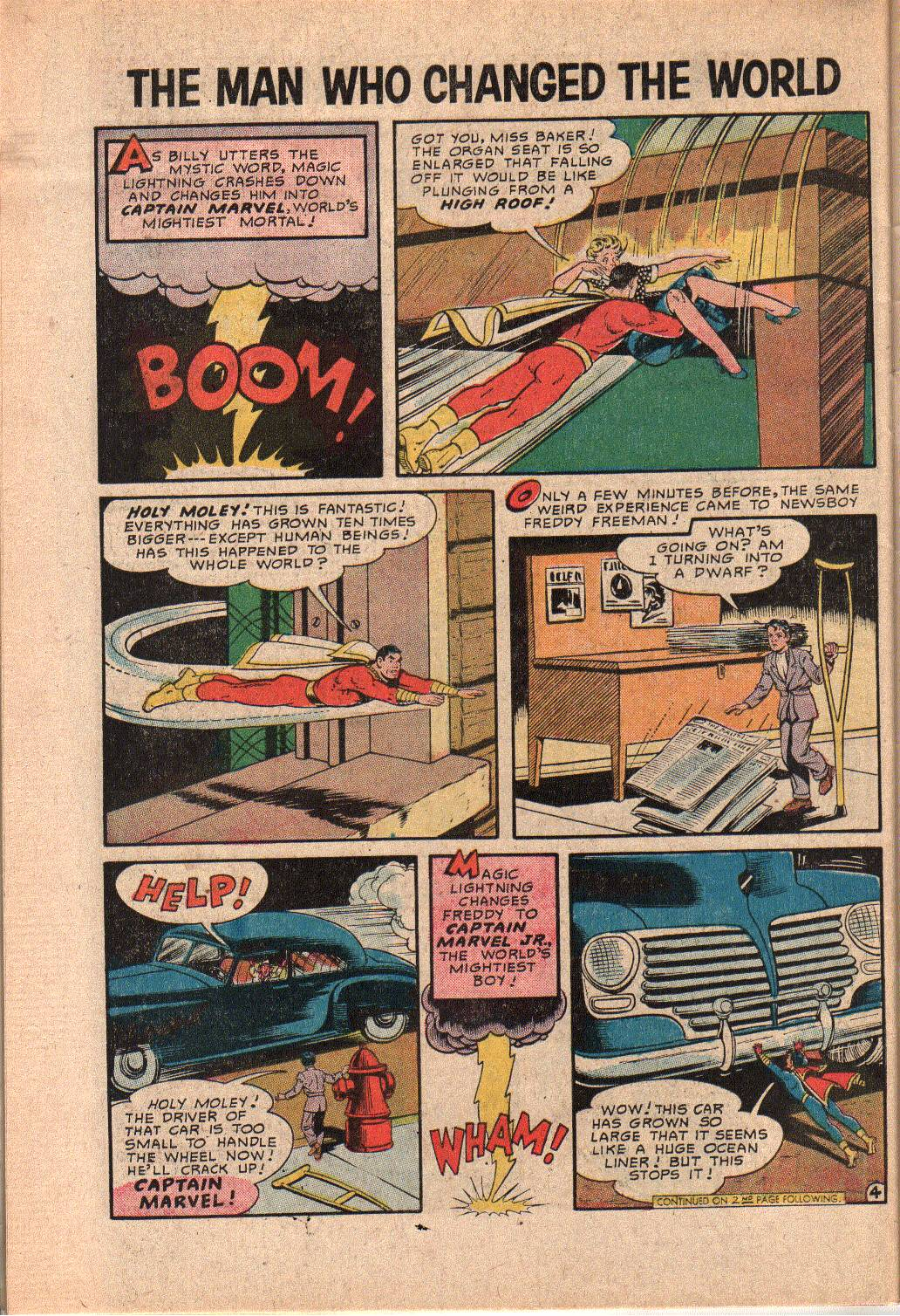 Read online Shazam! (1973) comic -  Issue #6 - 30