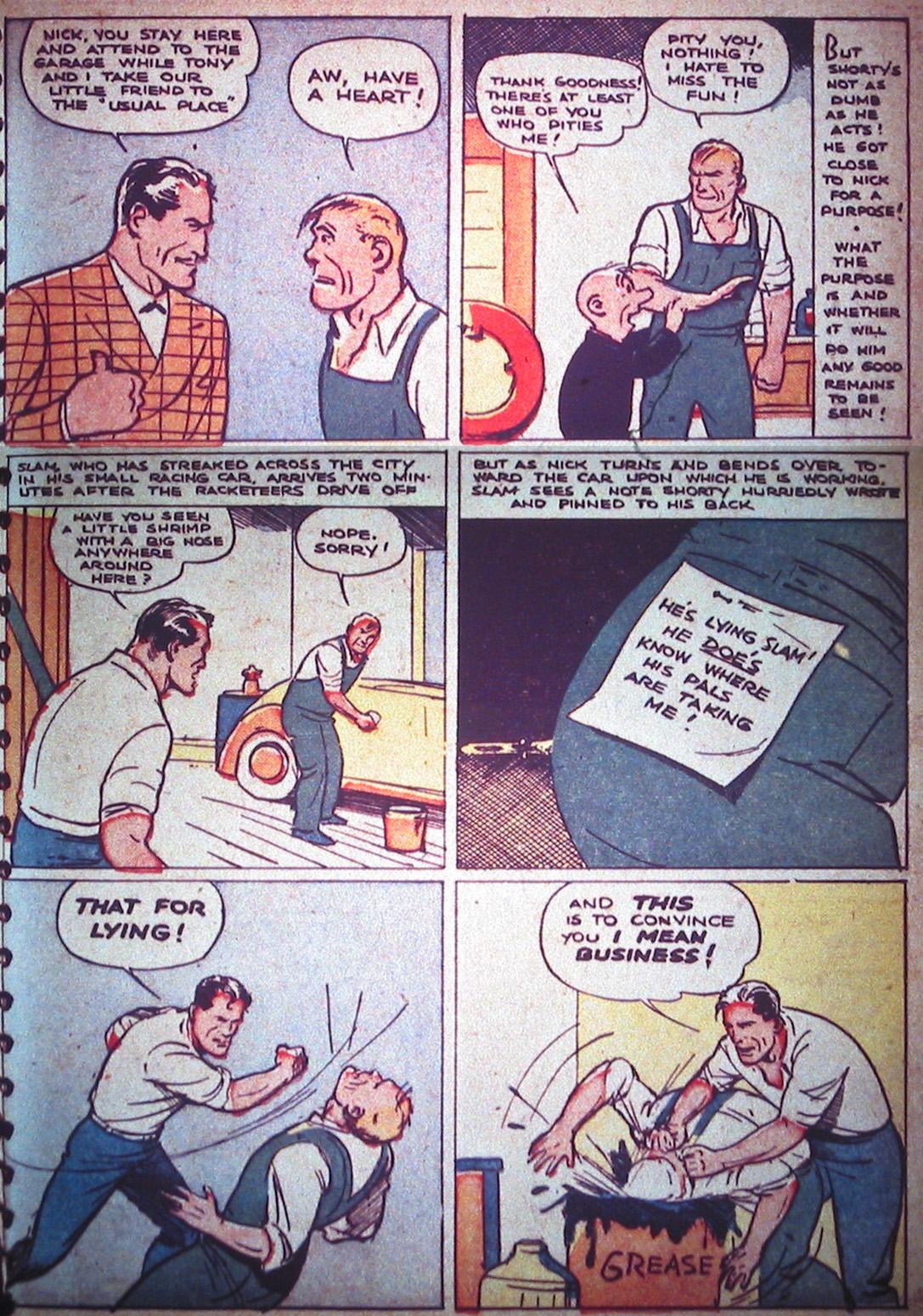 Detective Comics (1937) 2 Page 10