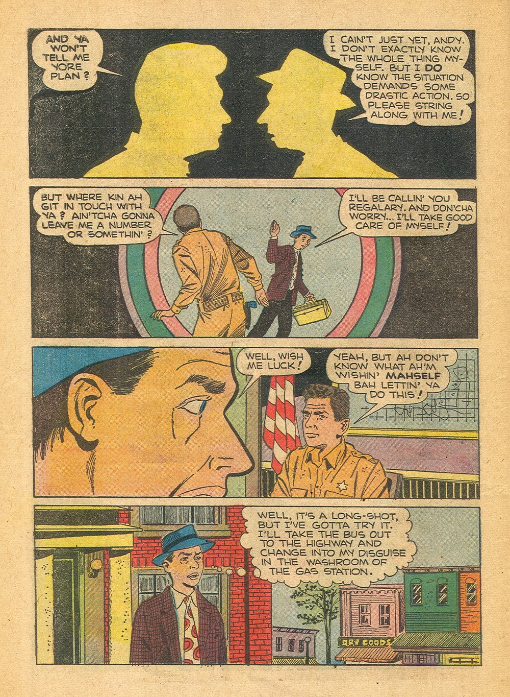 Four Color Comics issue 1341 - Page 26