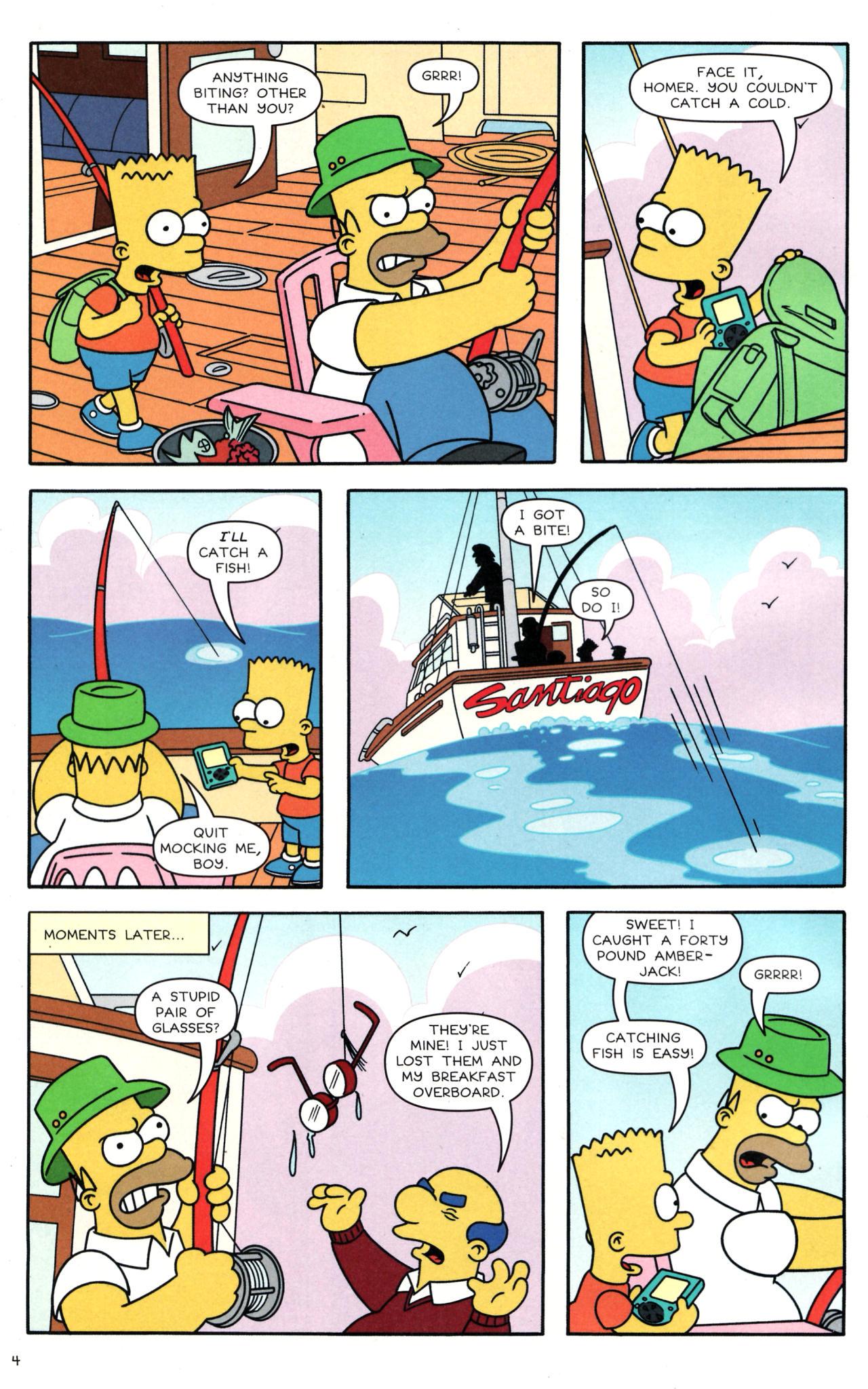Read online Simpsons Comics comic -  Issue #135 - 5