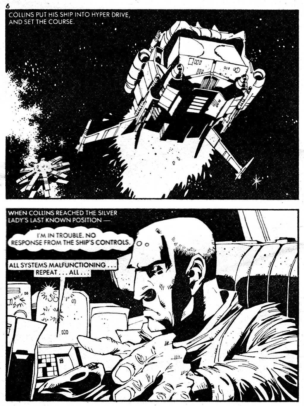 Starblazer issue 71 - Page 6