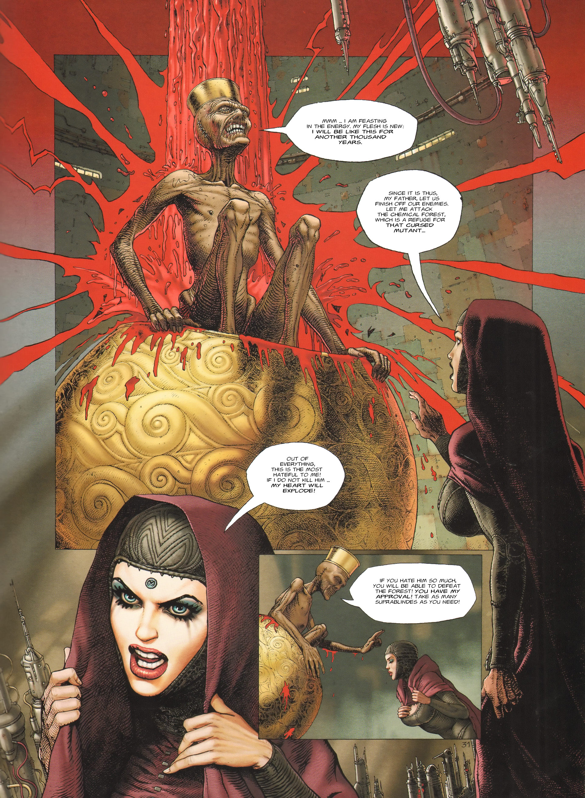 Read online Megalex (2014) comic -  Issue #3 - 34
