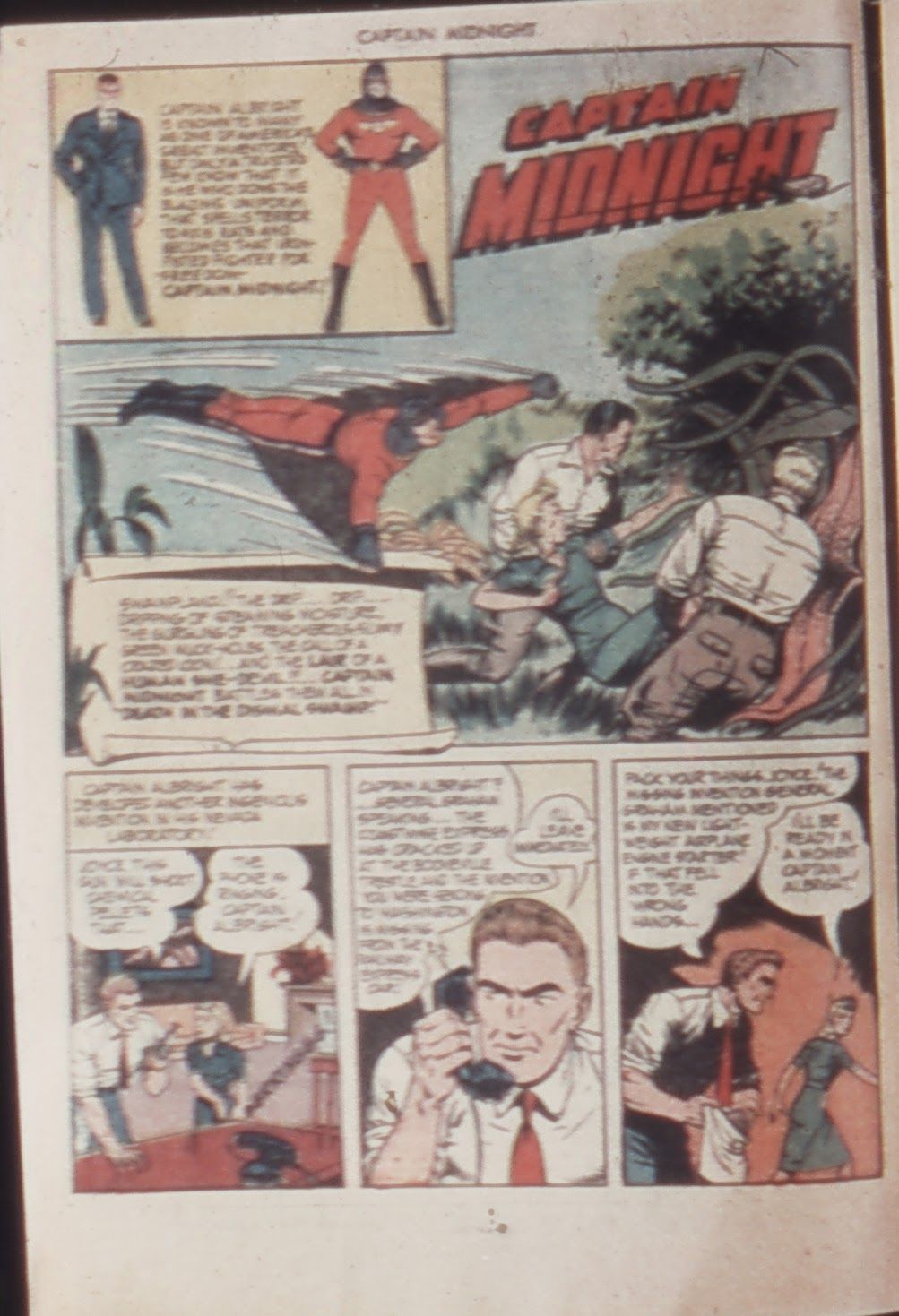 Captain Midnight (1942) issue 21 - Page 4