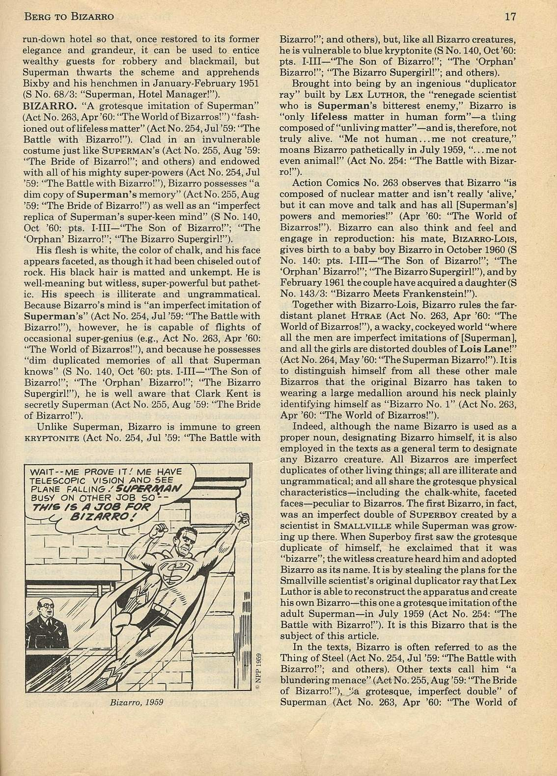 The Great Superman Book issue TPB (Part 1) - Page 35