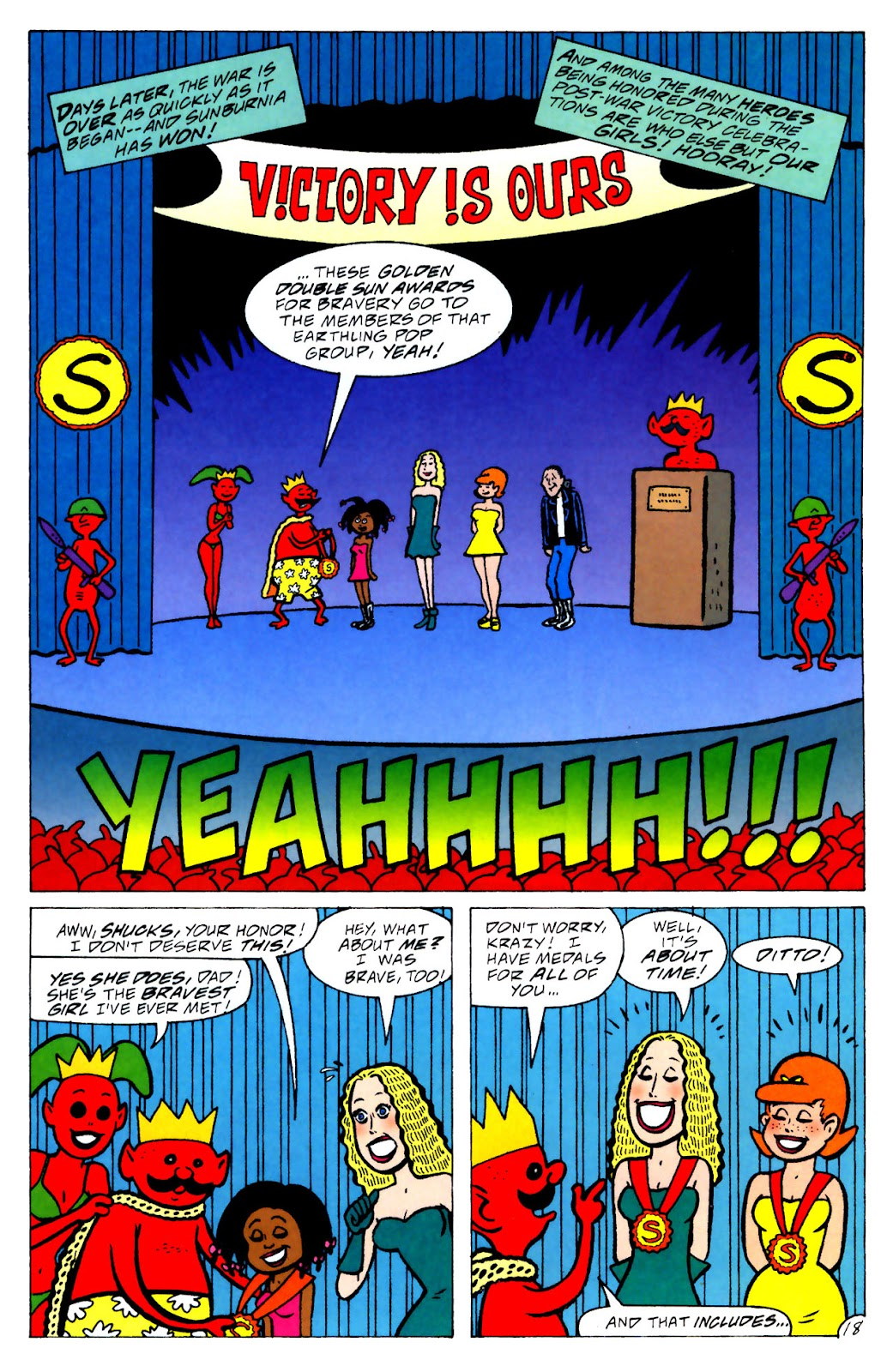 Read online Yeah! comic -  Issue #8 - 26