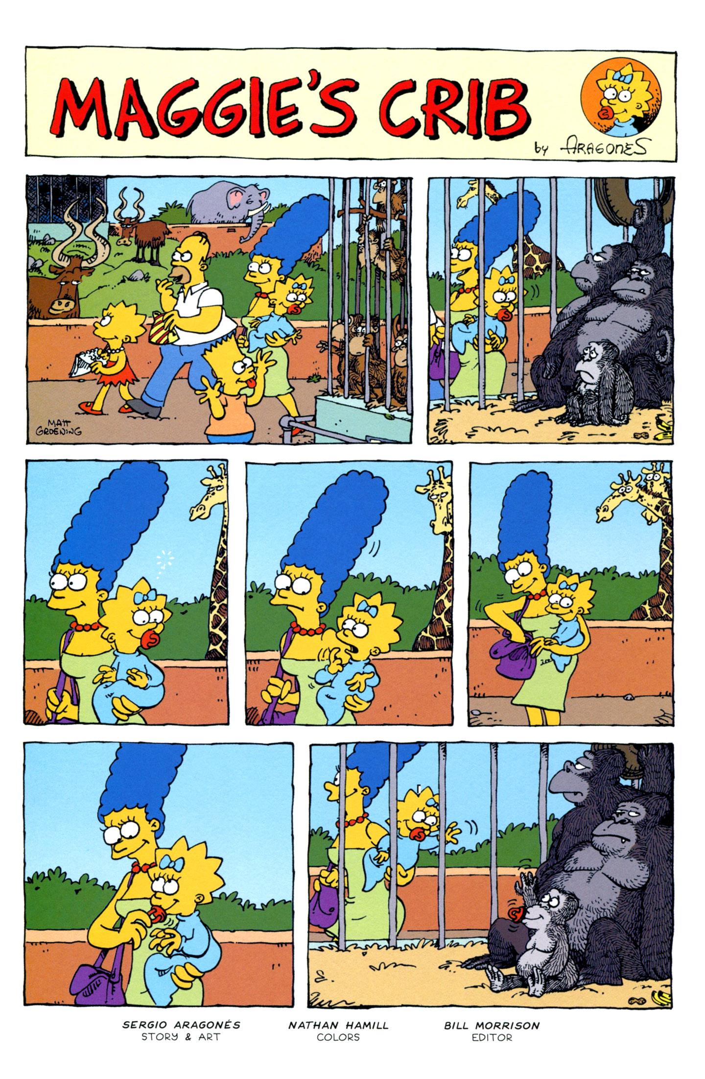 Read online Simpsons Comics Presents Bart Simpson comic -  Issue #72 - 18