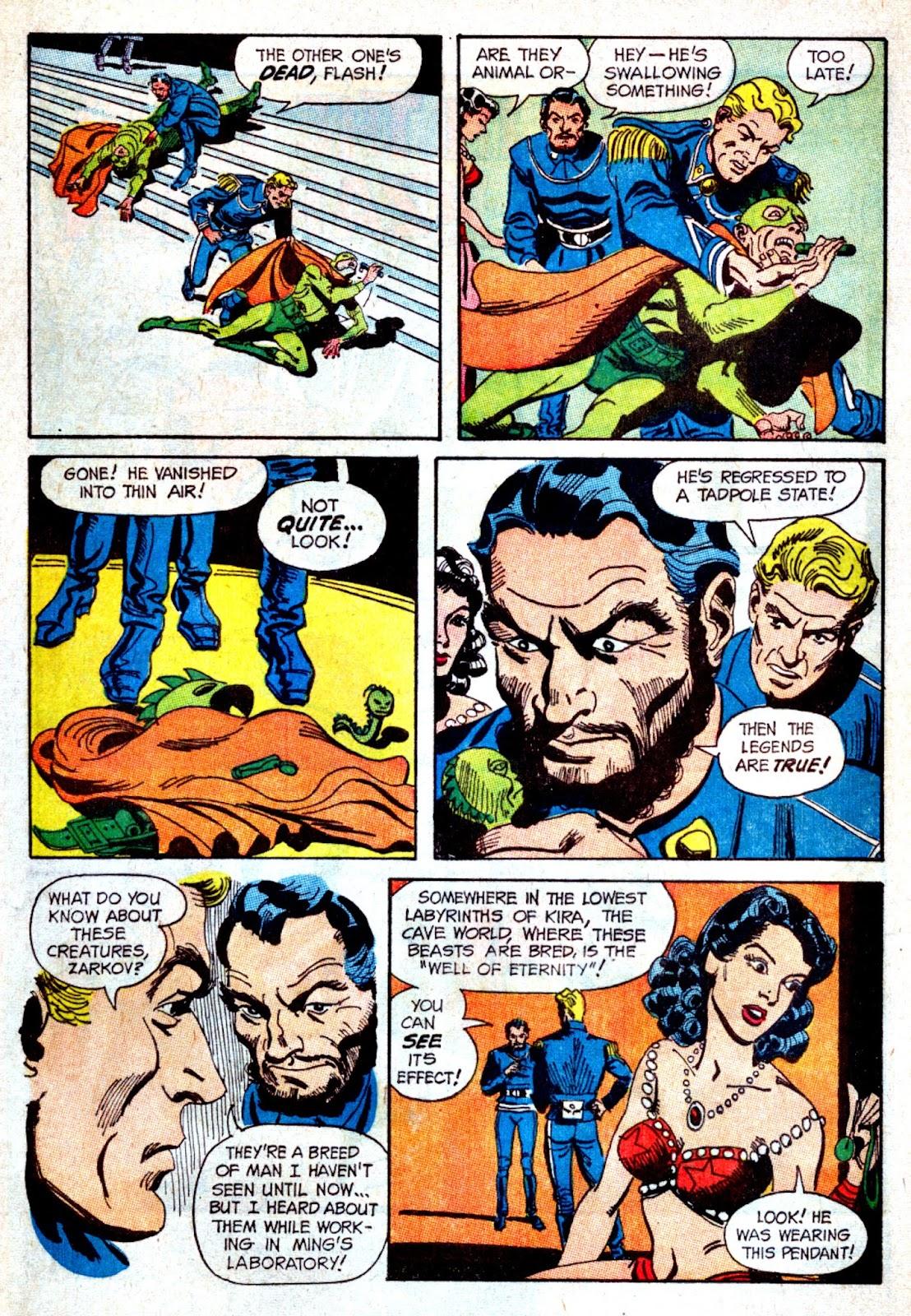 Flash Gordon (1966) issue 3 - Page 3