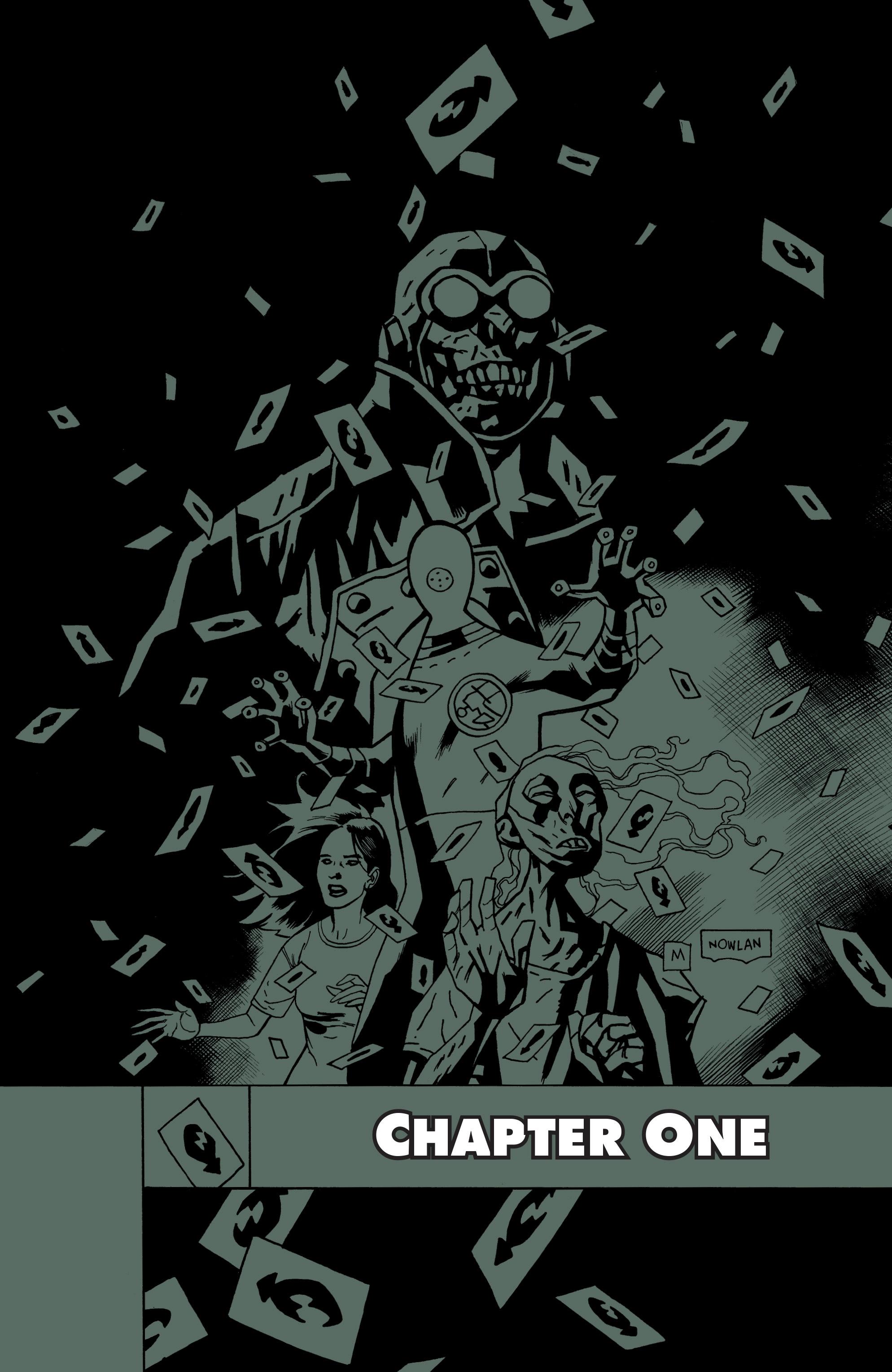 Read online B.P.R.D. (2003) comic -  Issue # TPB 10 - 16