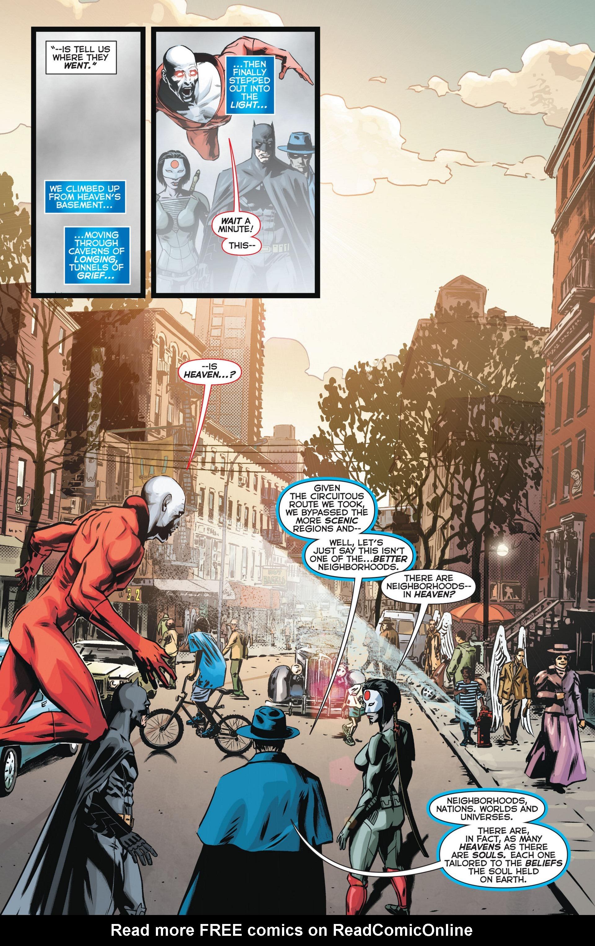 Read online Trinity of Sin: The Phantom Stranger comic -  Issue #11 - 9