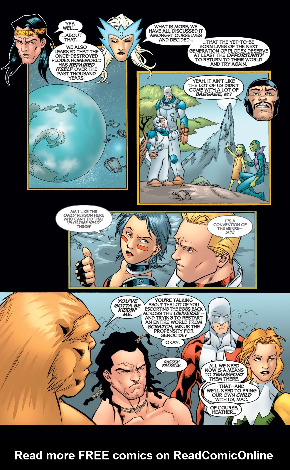 Alpha Flight (2004) issue 6 - Page 17