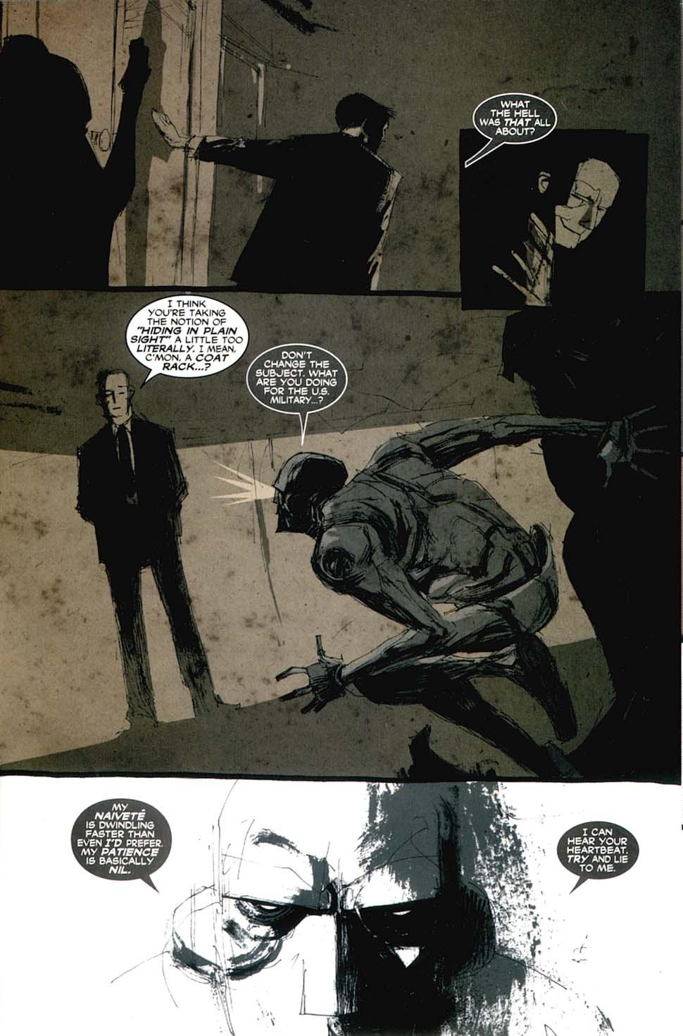 Read online Automatic Kafka comic -  Issue #8 - 20