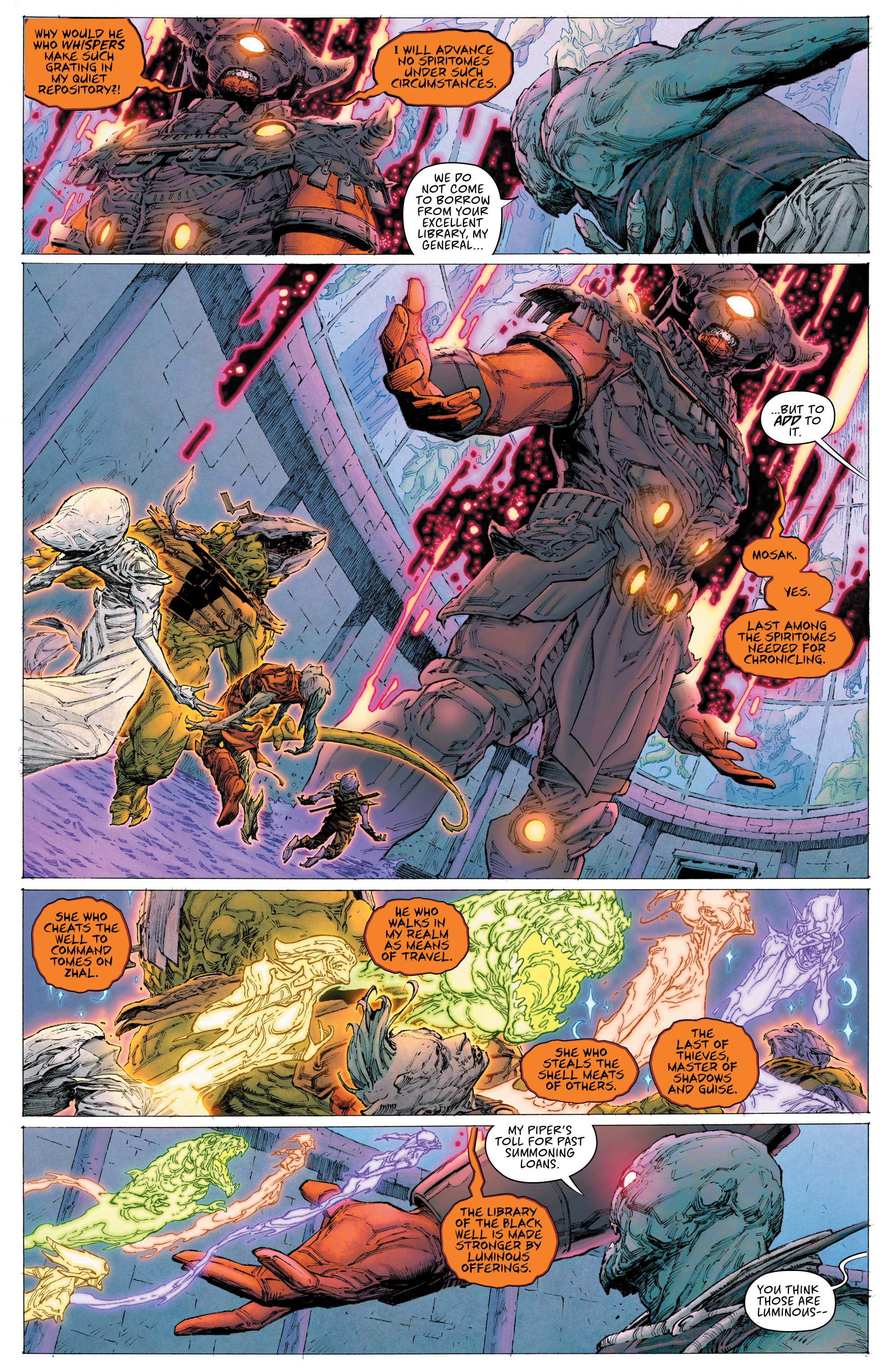 Read online Seven To Eternity comic -  Issue #3 - 16