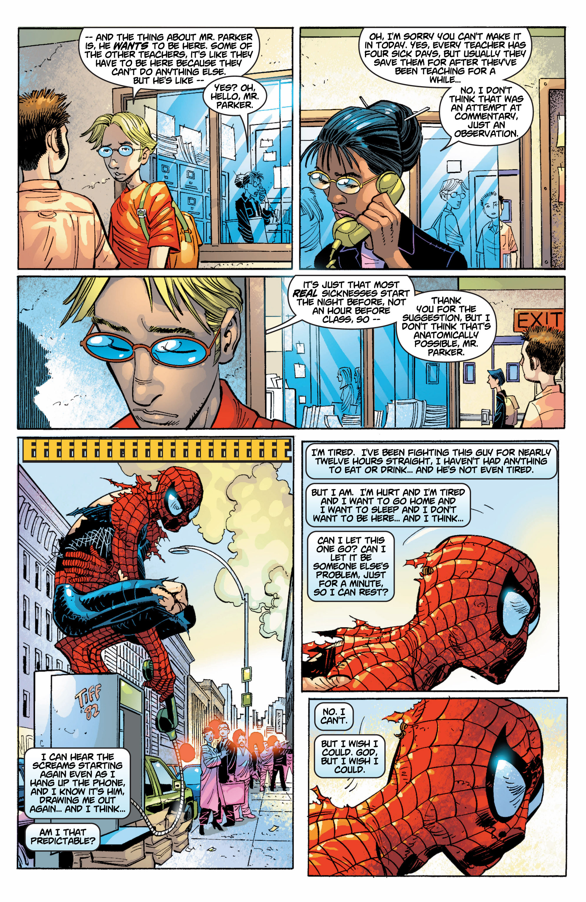 The Amazing Spider-Man (1999) 34 Page 8