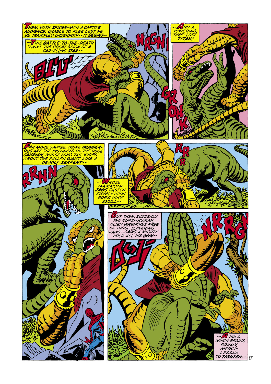 The Amazing Spider-Man (1963) 104 Page 17