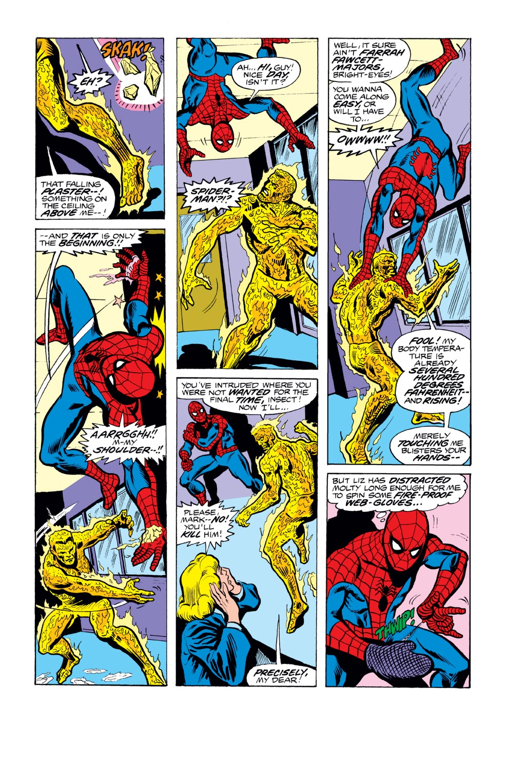 The Amazing Spider-Man (1963) 173 Page 11