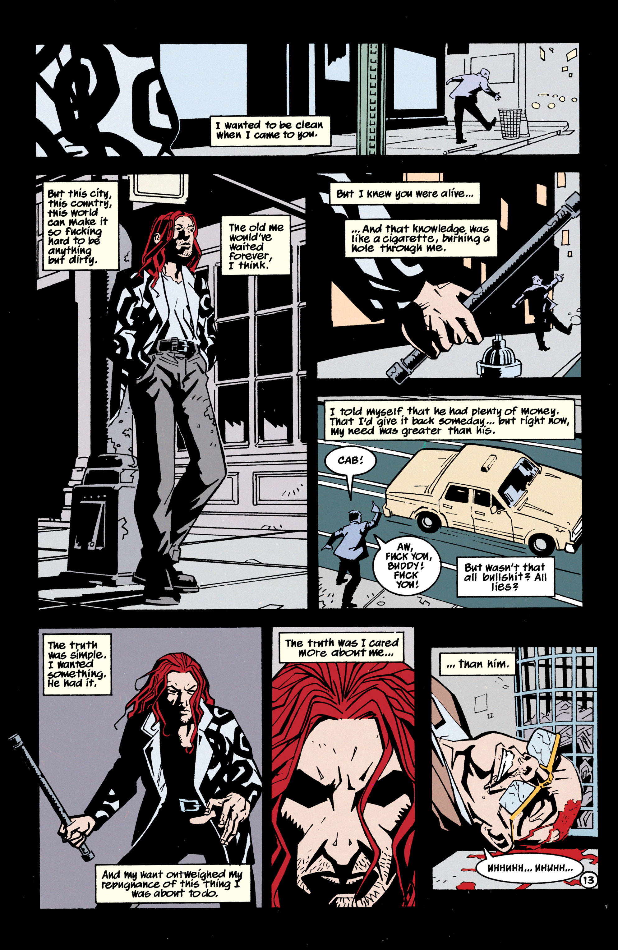 Read online Shade, the Changing Man comic -  Issue #70 - 14