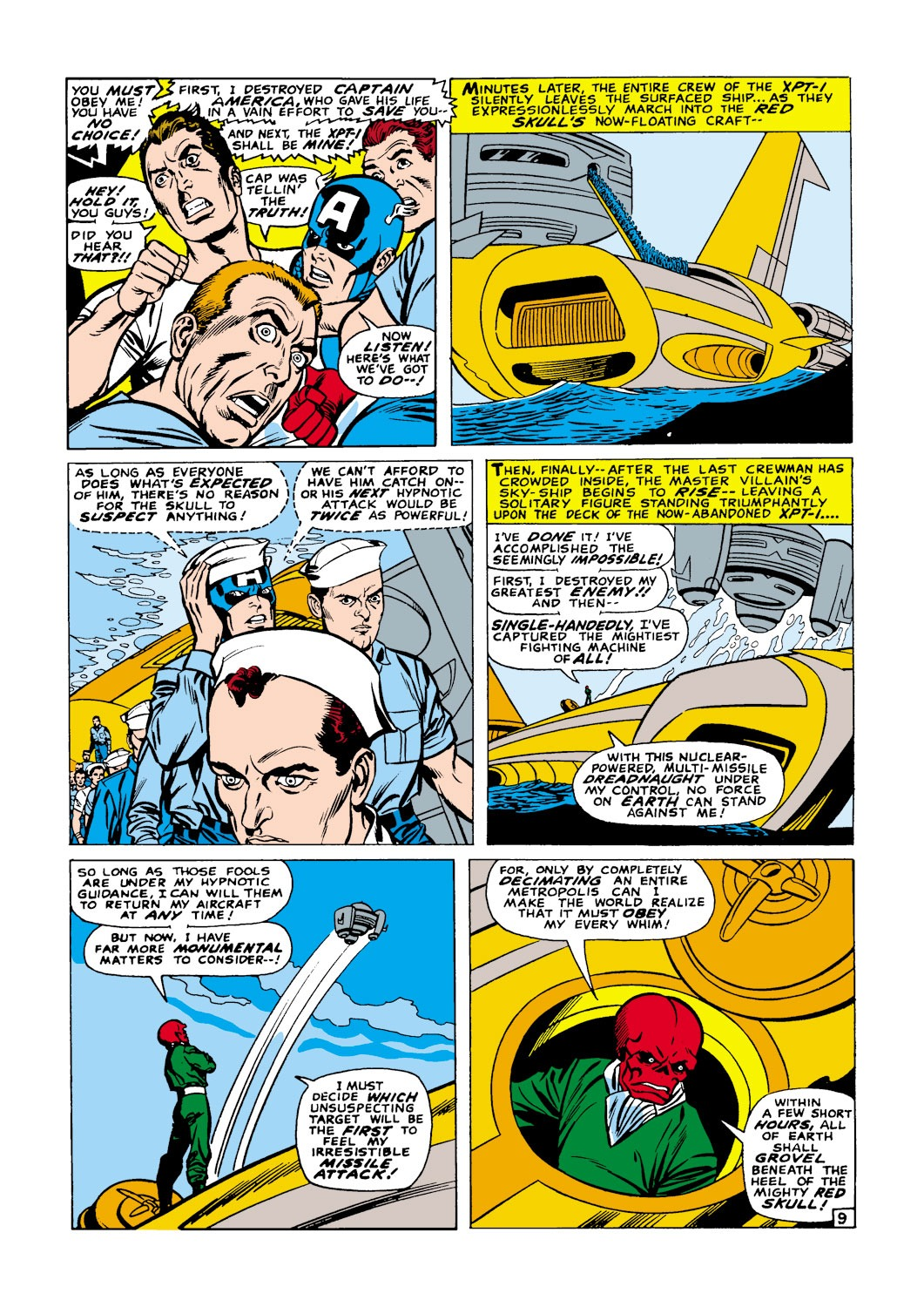Tales of Suspense (1959) issue 91 - Page 22