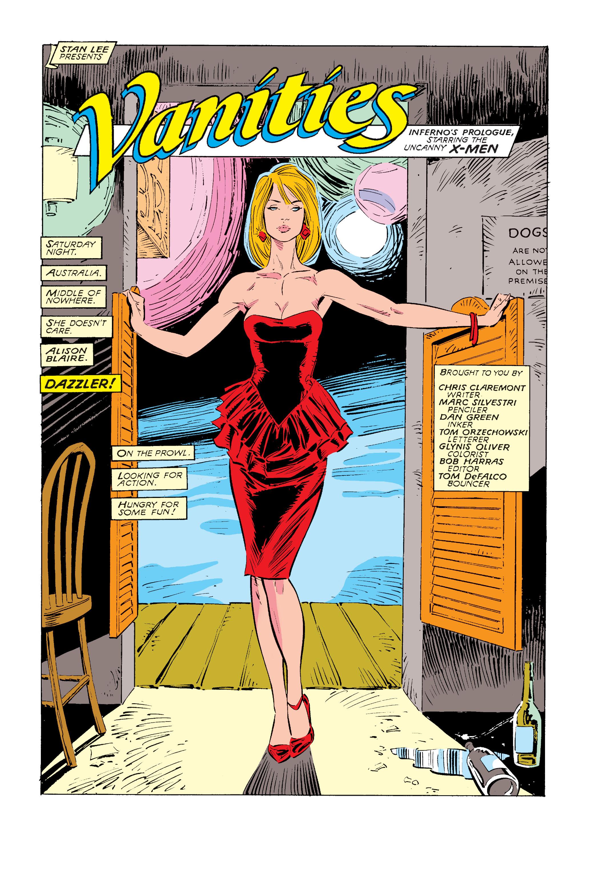 Read online Uncanny X-Men (1963) comic -  Issue #239 - 8