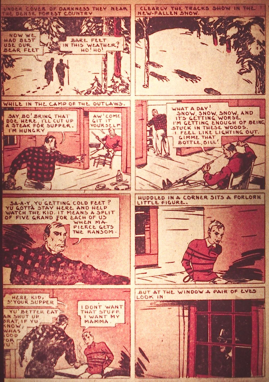 Read online Detective Comics (1937) comic -  Issue #25 - 50