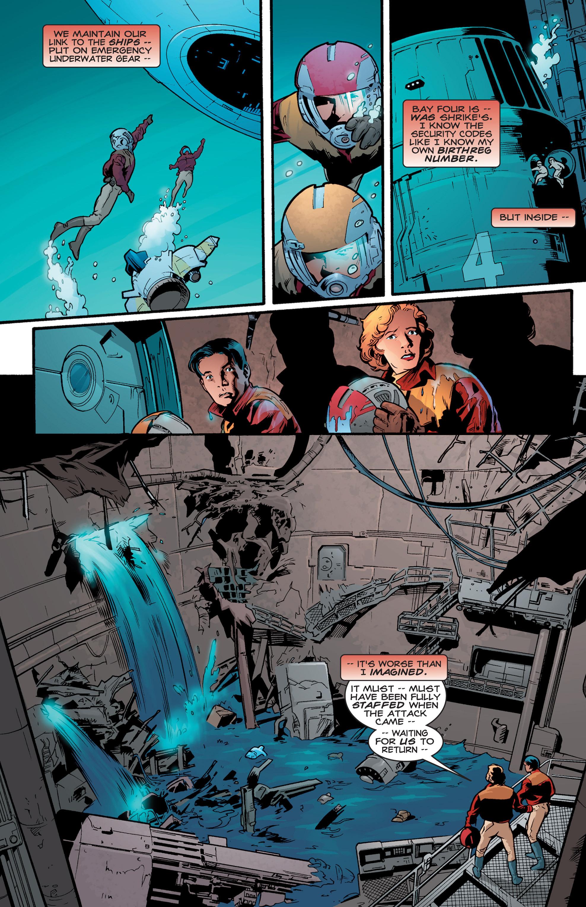 Read online Shockrockets comic -  Issue # TPB - 119