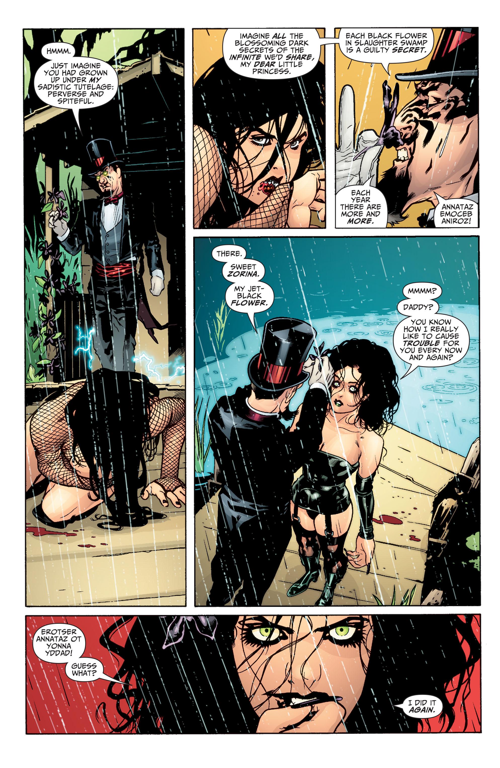 Read online Seven Soldiers: Zatanna comic -  Issue #4 - 9