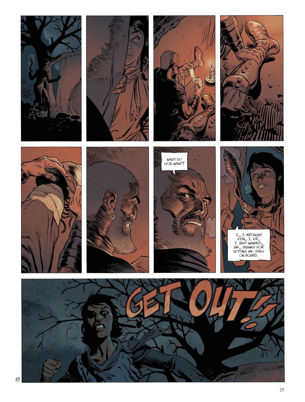 Read online Asgard comic -  Issue #1 - 27