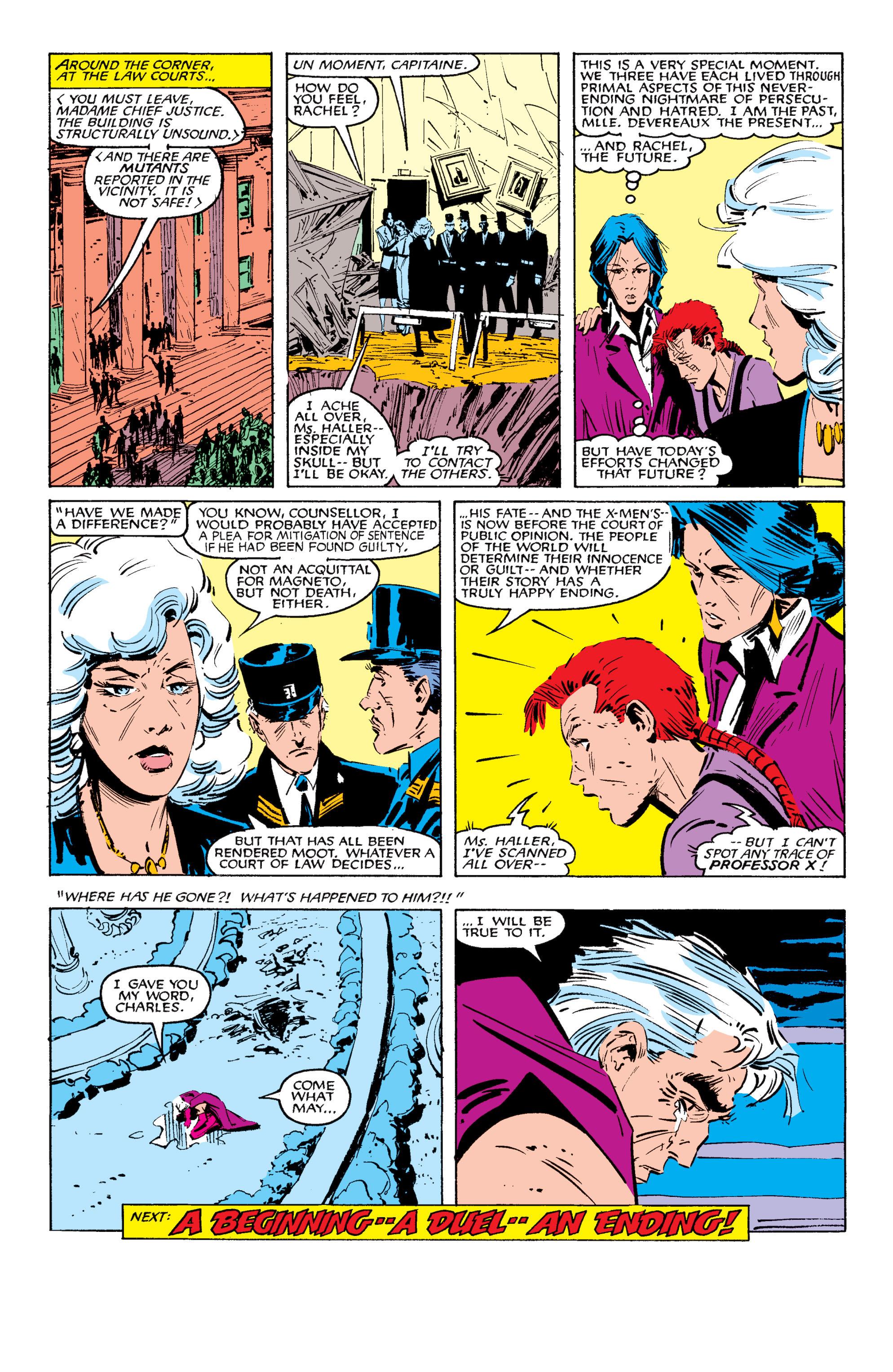 Read online Uncanny X-Men (1963) comic -  Issue #200 - 41