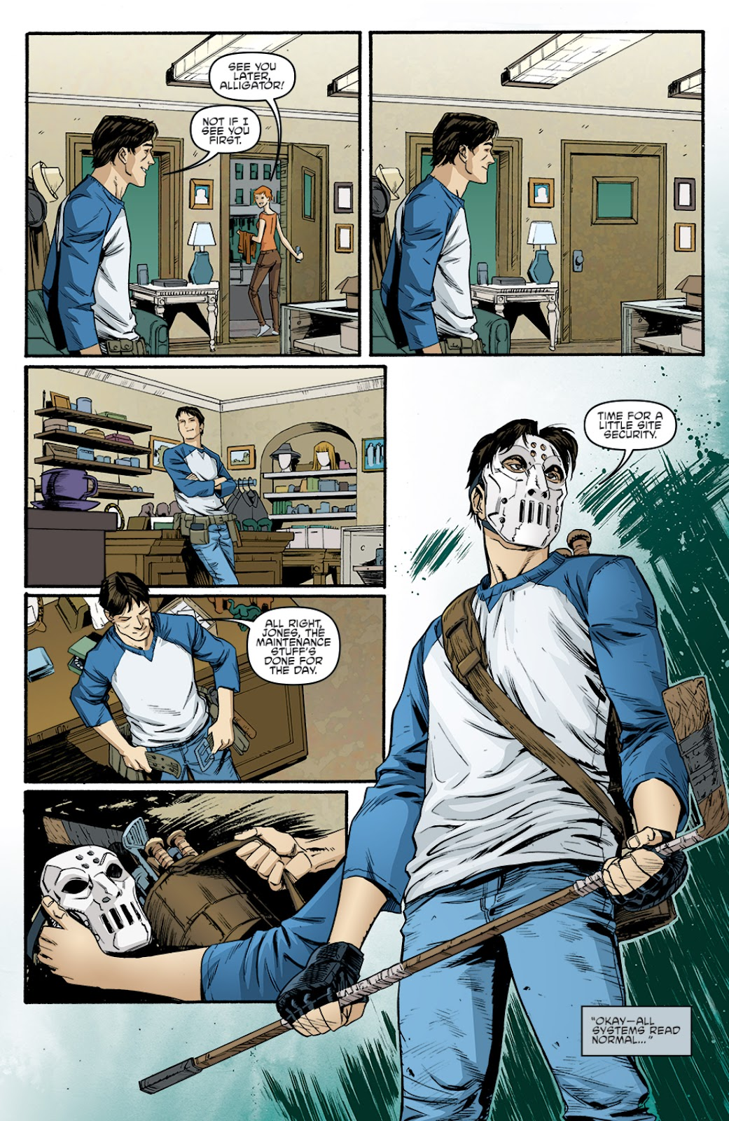 Read online Teenage Mutant Ninja Turtles: The IDW Collection comic -  Issue # TPB 5 (Part 3) - 77