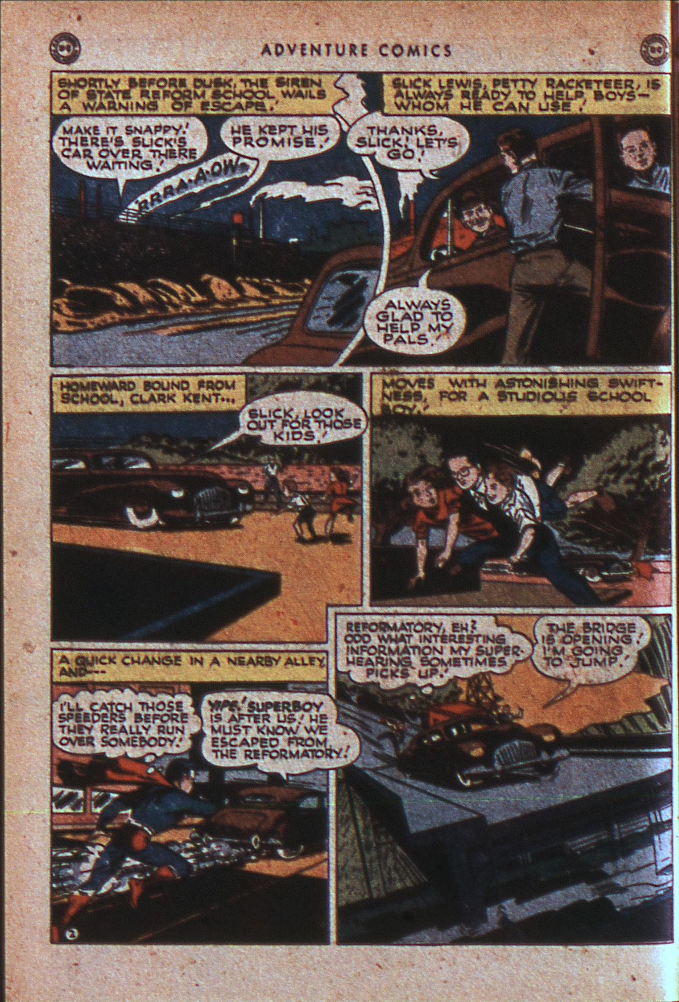 Read online Adventure Comics (1938) comic -  Issue #124 - 5